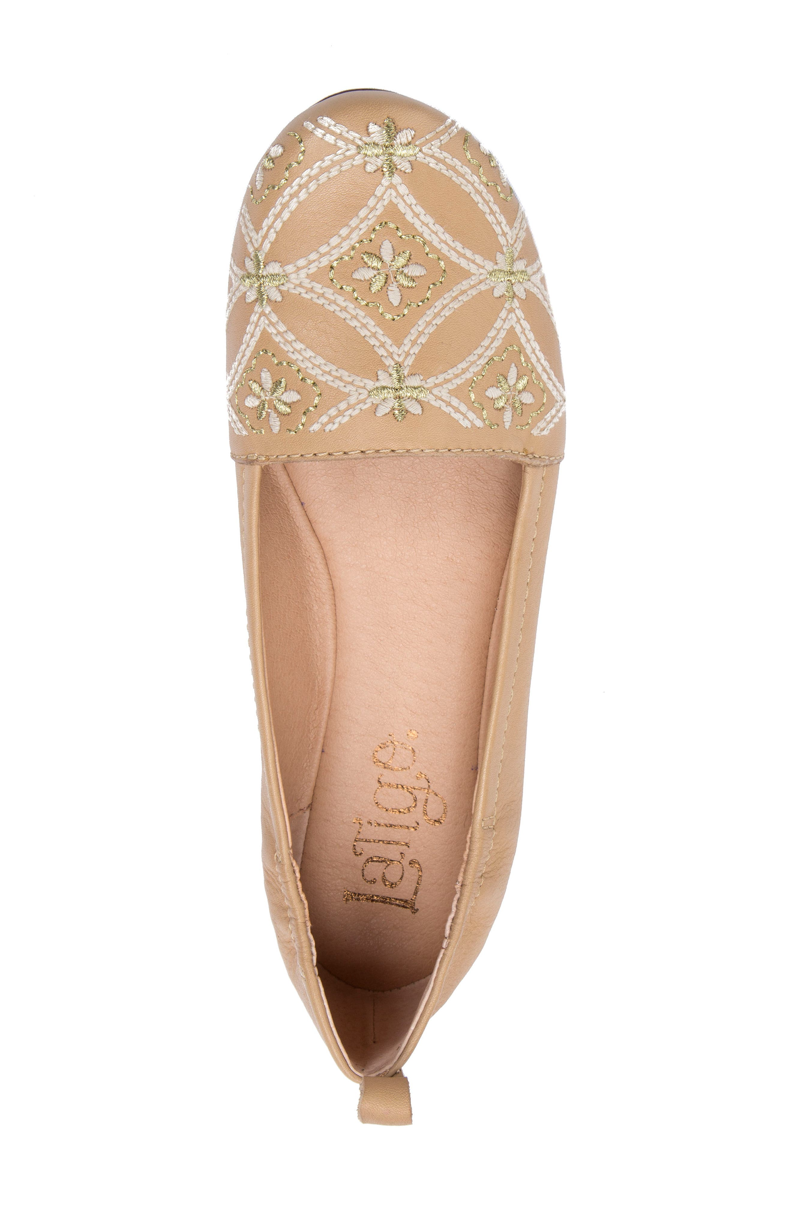 Globe Embroidered Flat,                             Alternate thumbnail 22, color,