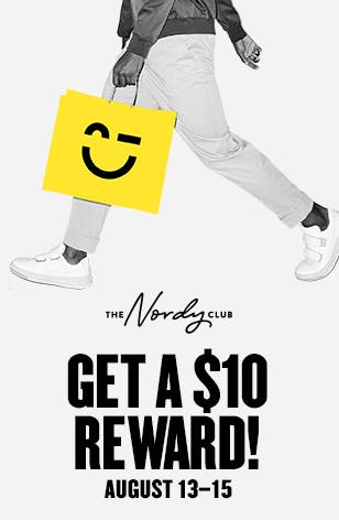 Get a ten-dollar reward August 13th through the 15th.