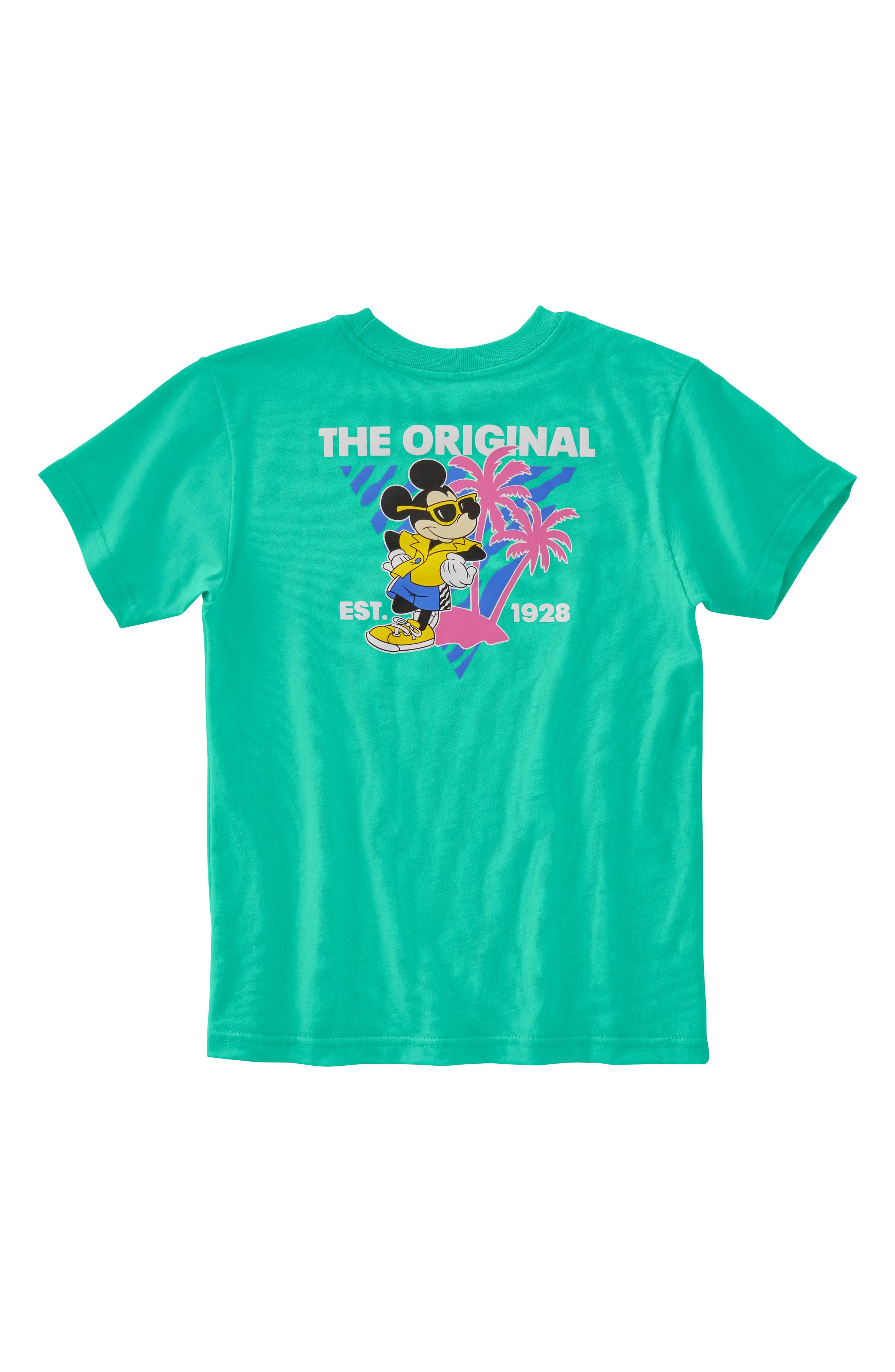 x Disney Mickey's 90th Anniversary Classic T-Shirt,                             Alternate thumbnail 3, color,                             300