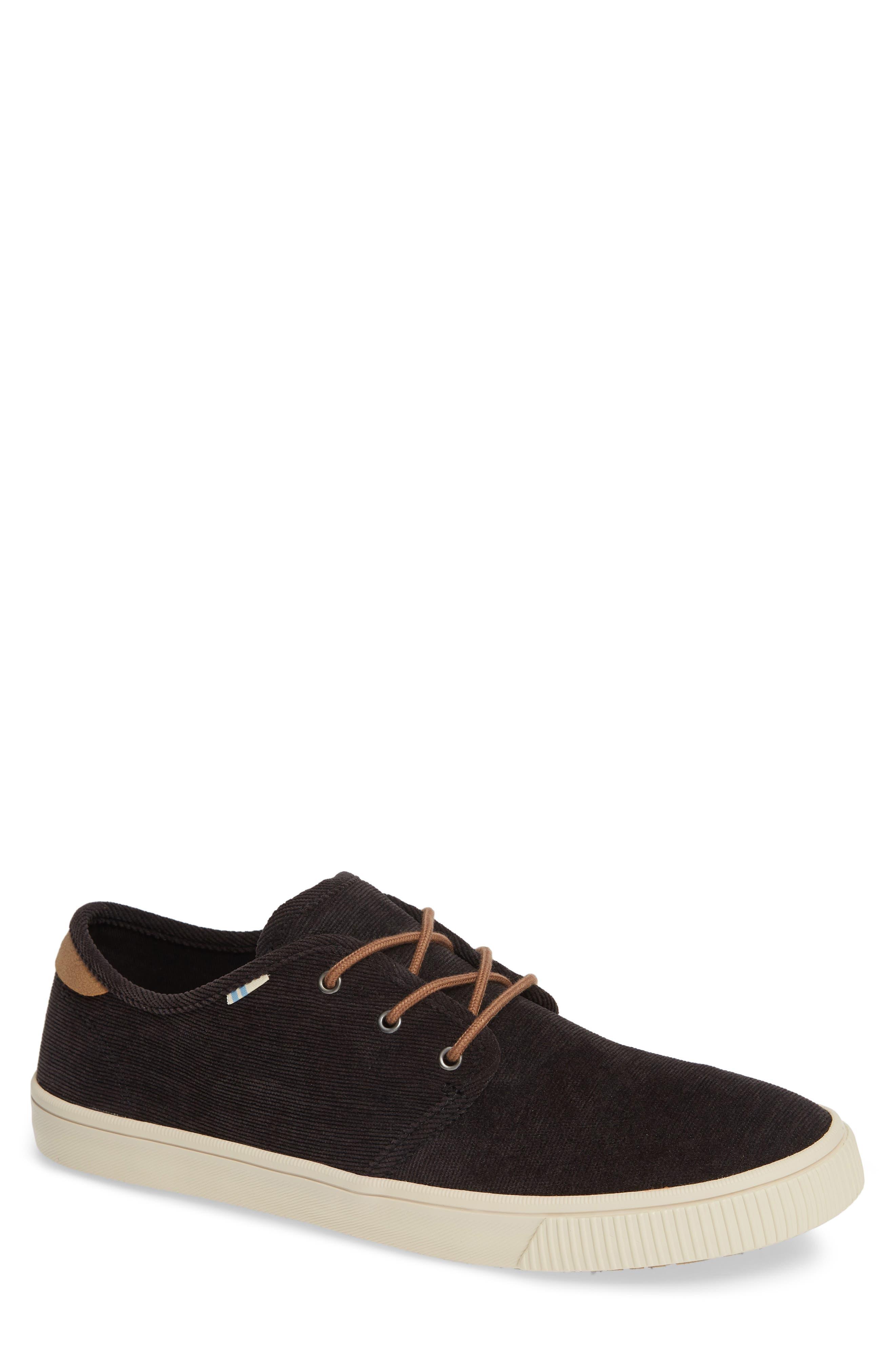 Carlo Sneaker,                         Main,                         color, BLACK