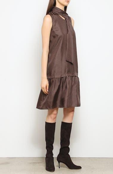 Abbie Silk Dress, video thumbnail