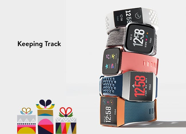 Keeping track: gifts for the tech collector.