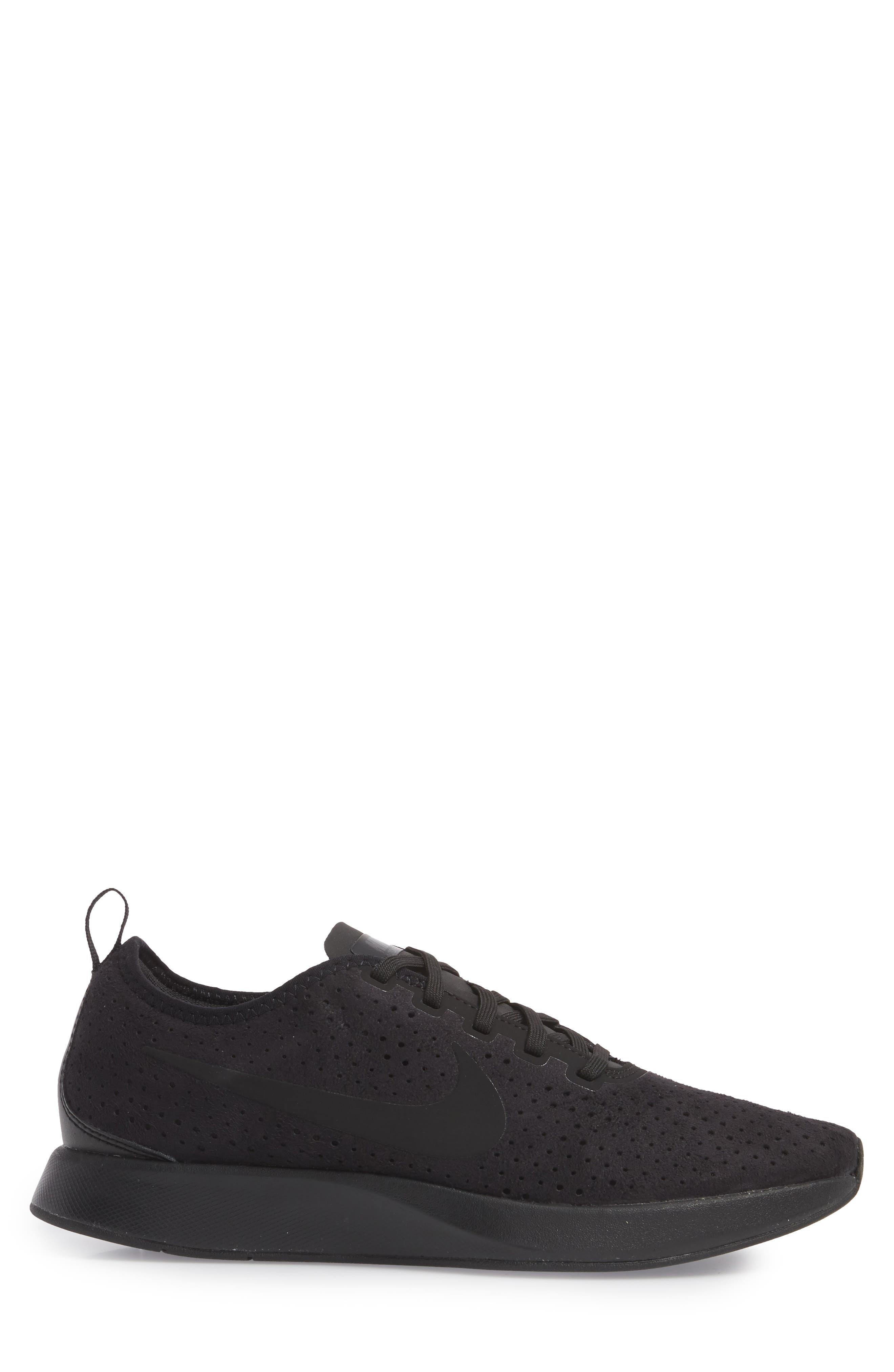 Dualtone Racer Premium Sneaker,                             Alternate thumbnail 3, color,                             004