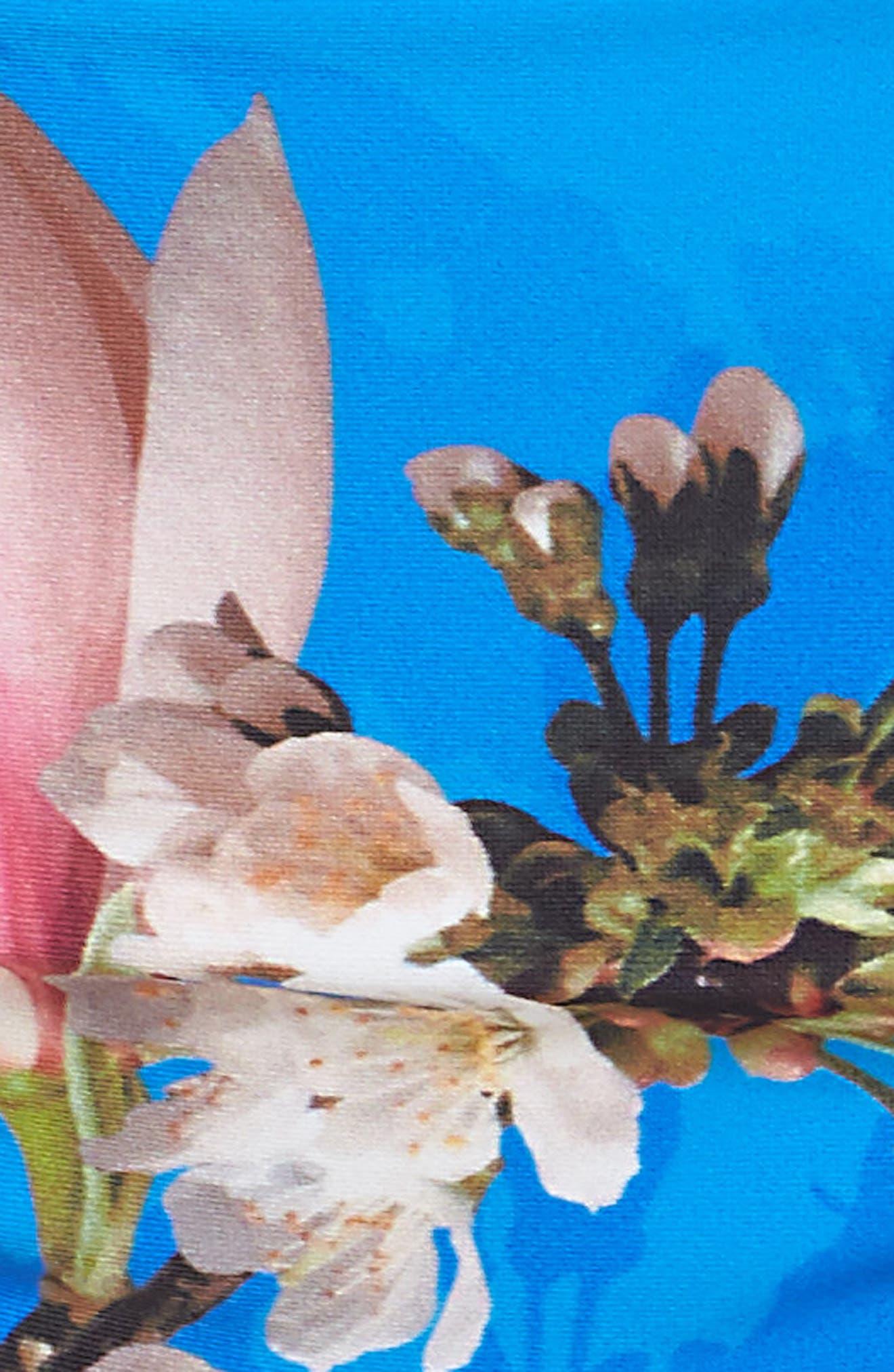 Harmony Side Tie Bikini Bottoms,                             Alternate thumbnail 5, color,                             430