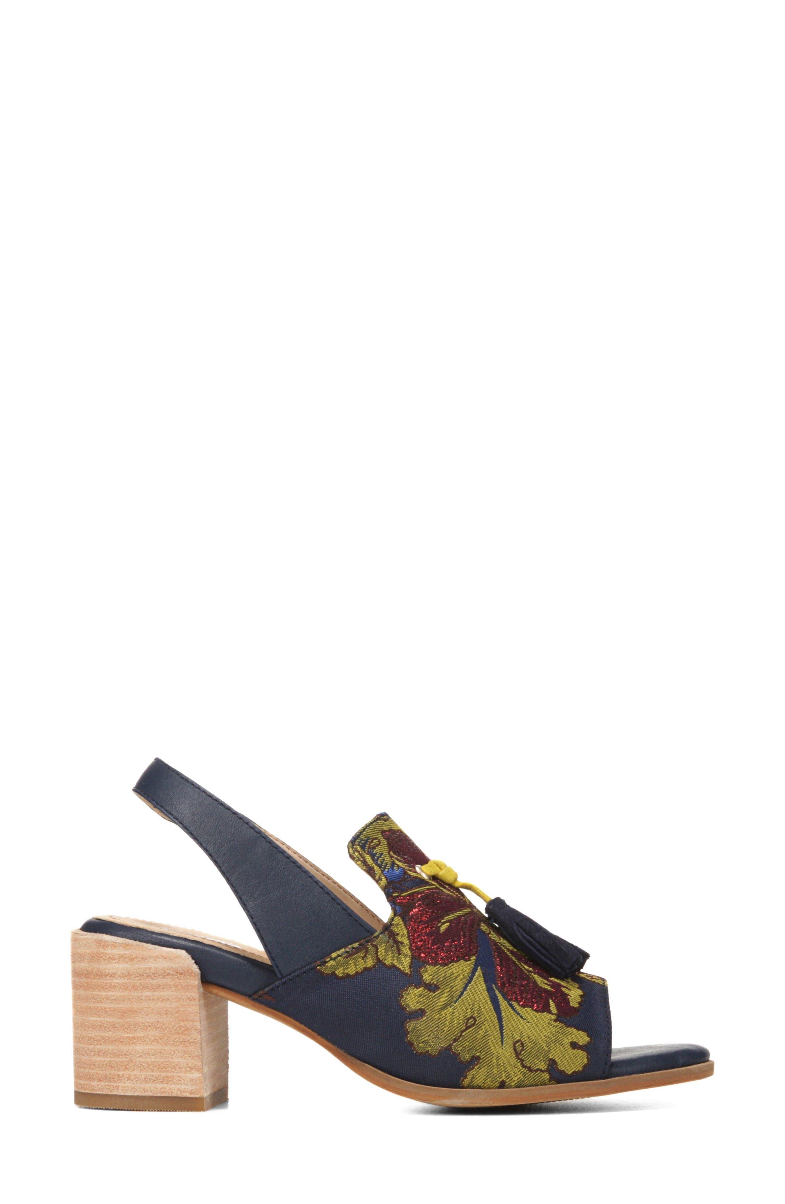 Meko Slingback Sandal,                             Alternate thumbnail 3, color,                             400