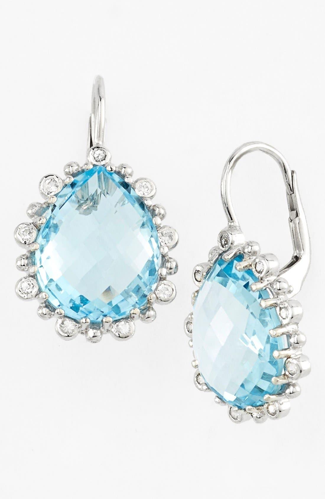 'Dew Drop' Drop Earrings, Main, color, 041