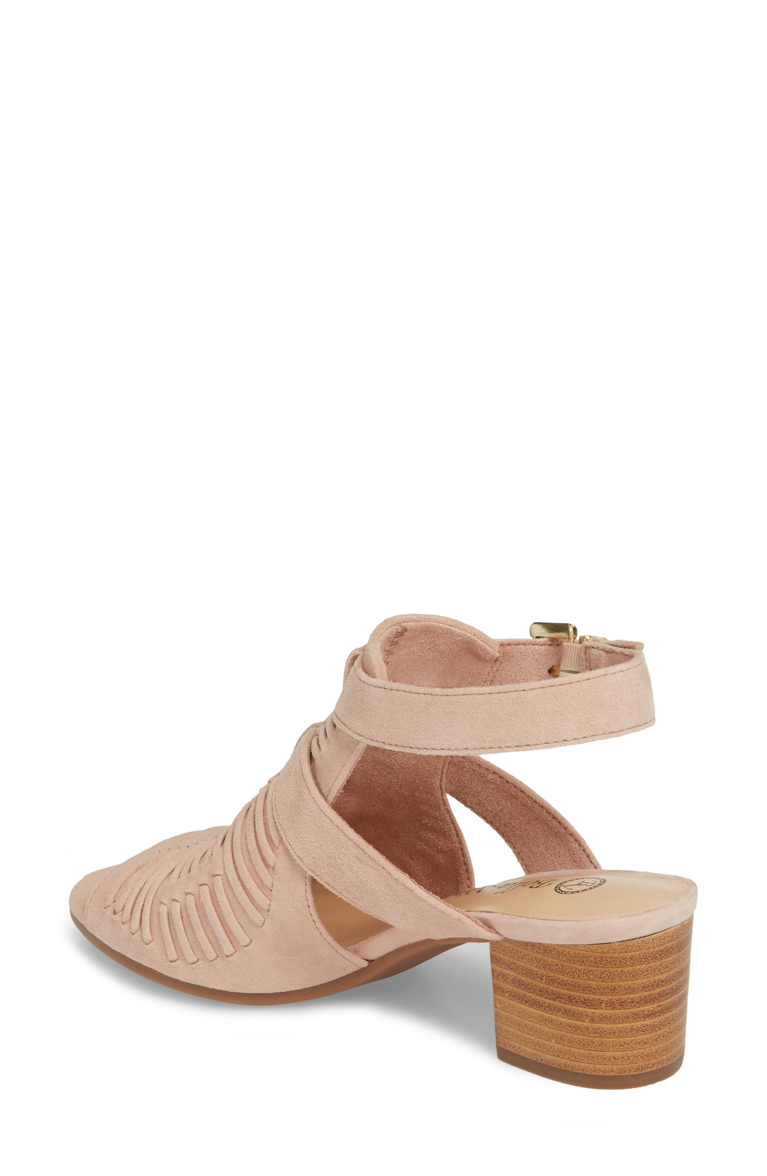 Finley Ankle Strap Sandal,                             Alternate thumbnail 10, color,