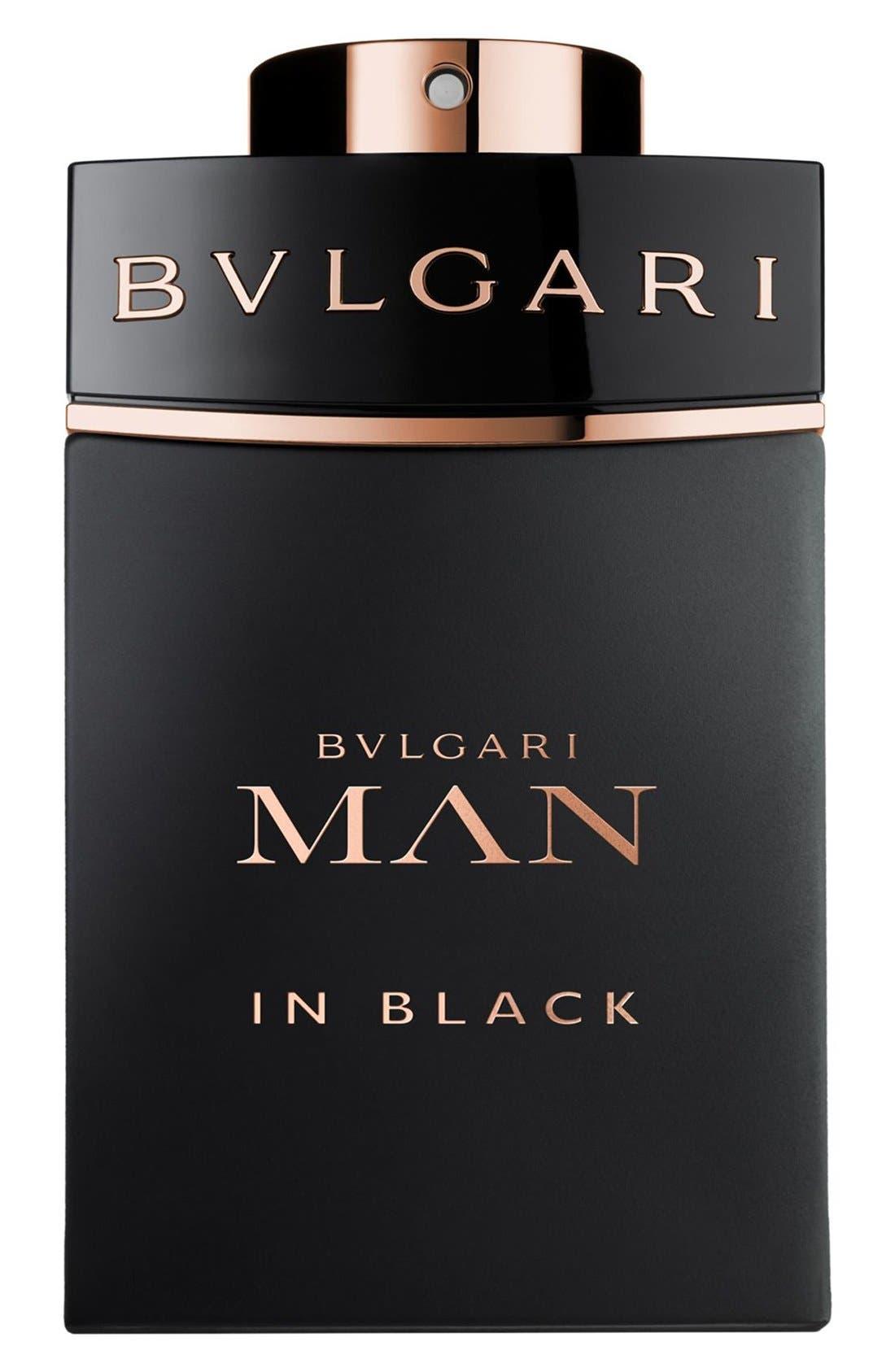 'Man in Black' Eau de Parfum,                             Main thumbnail 1, color,                             000