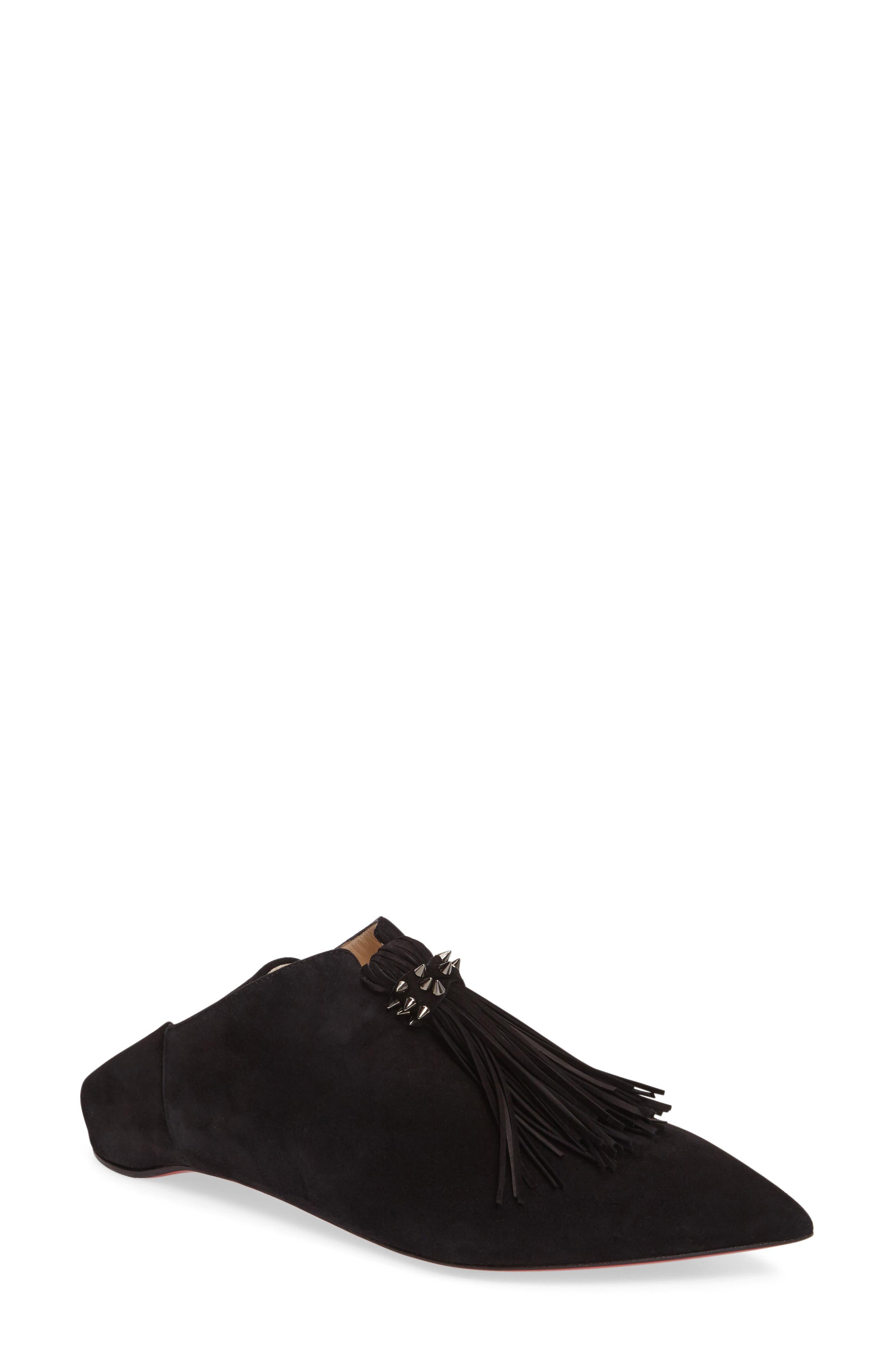 Medinana Convertible Loafer,                             Alternate thumbnail 9, color,                             001