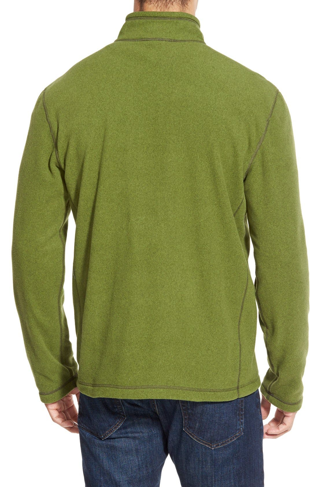 'TKA 100 Glacier' Quarter Zip Fleece Pullover,                             Alternate thumbnail 73, color,
