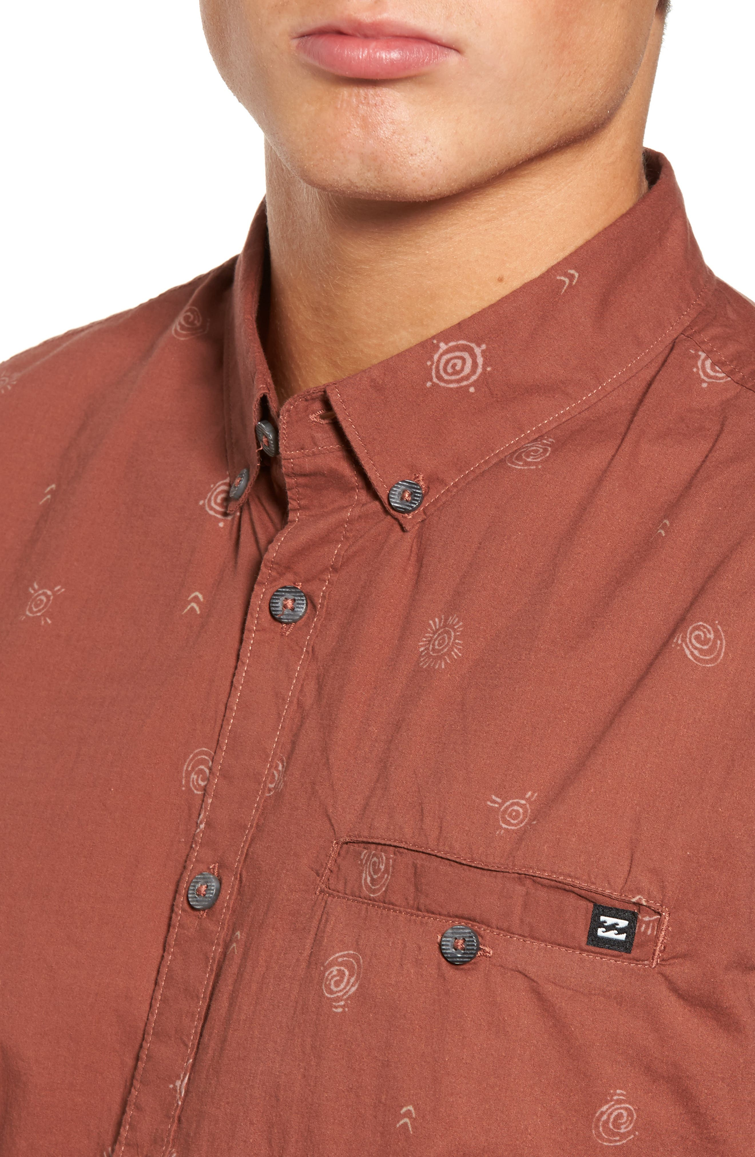 Sunday Woven Shirt,                             Alternate thumbnail 15, color,