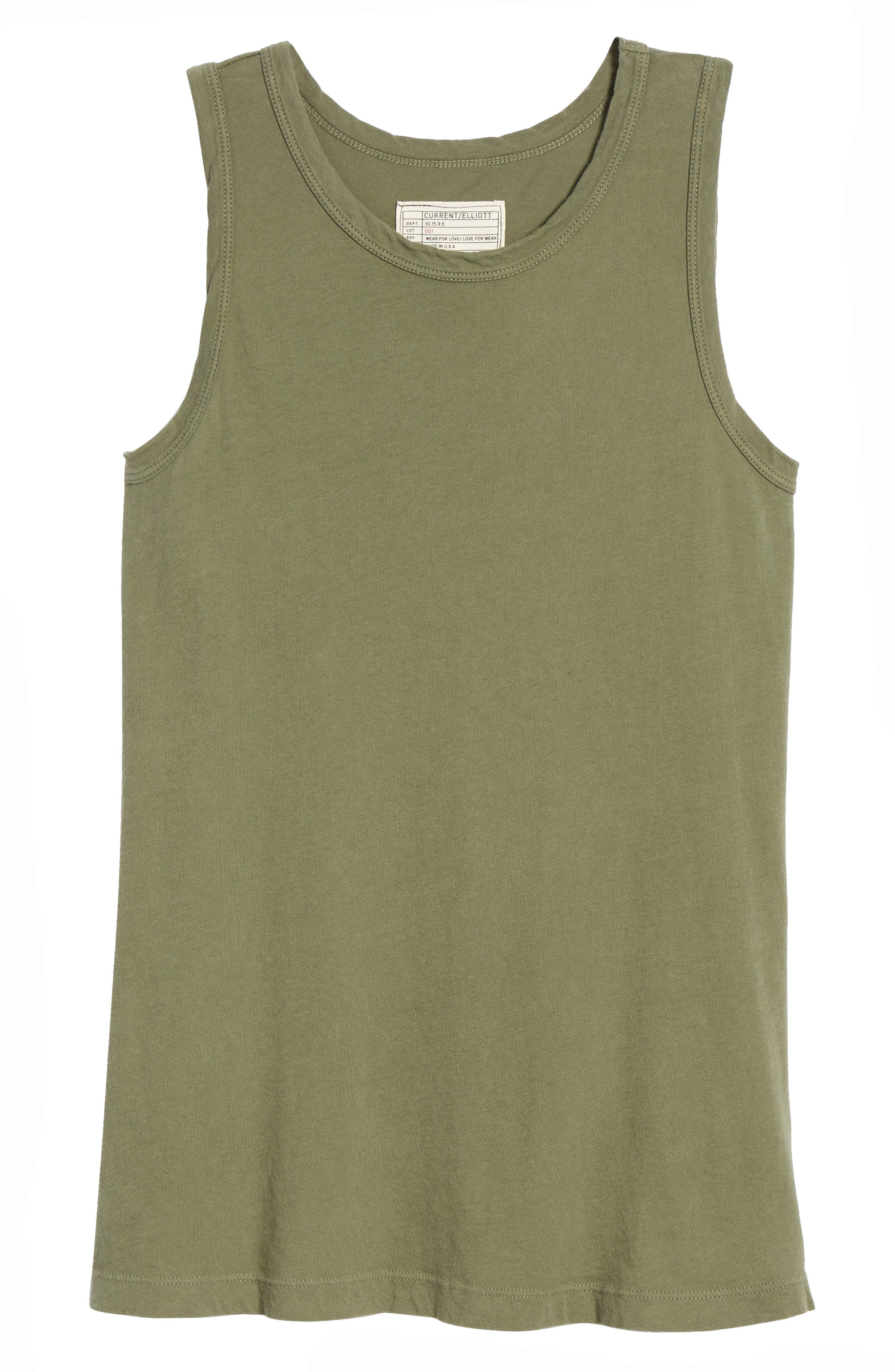 'The Muscle Tee' Tank,                             Alternate thumbnail 34, color,