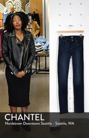 Transcend - Skyline Straight Leg Jeans, sales video thumbnail