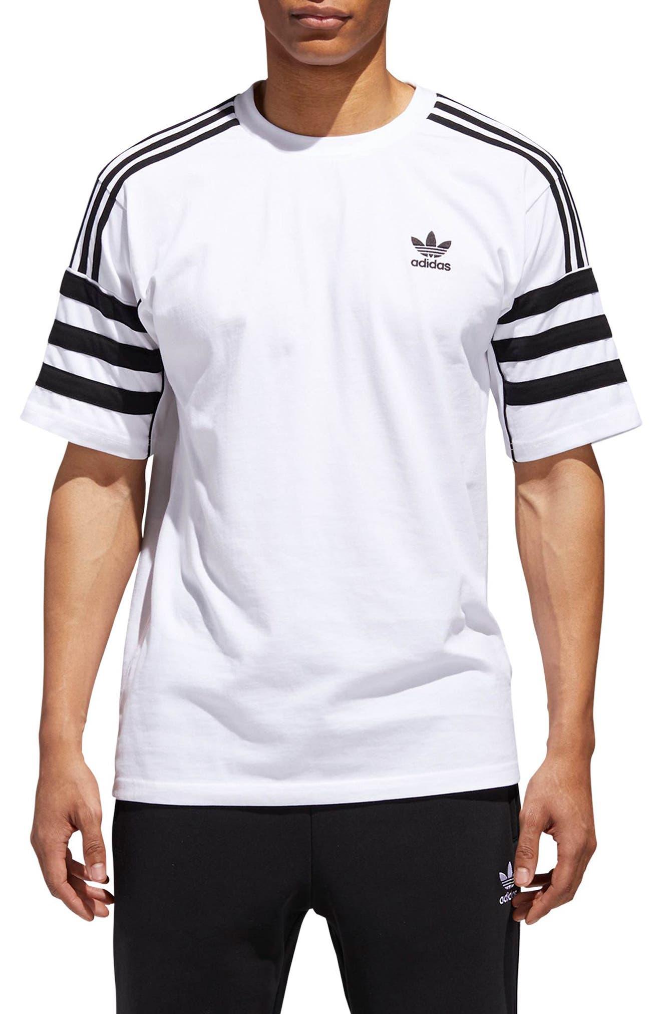 Authentics Short Sleeve T-Shirt,                         Main,                         color, 100