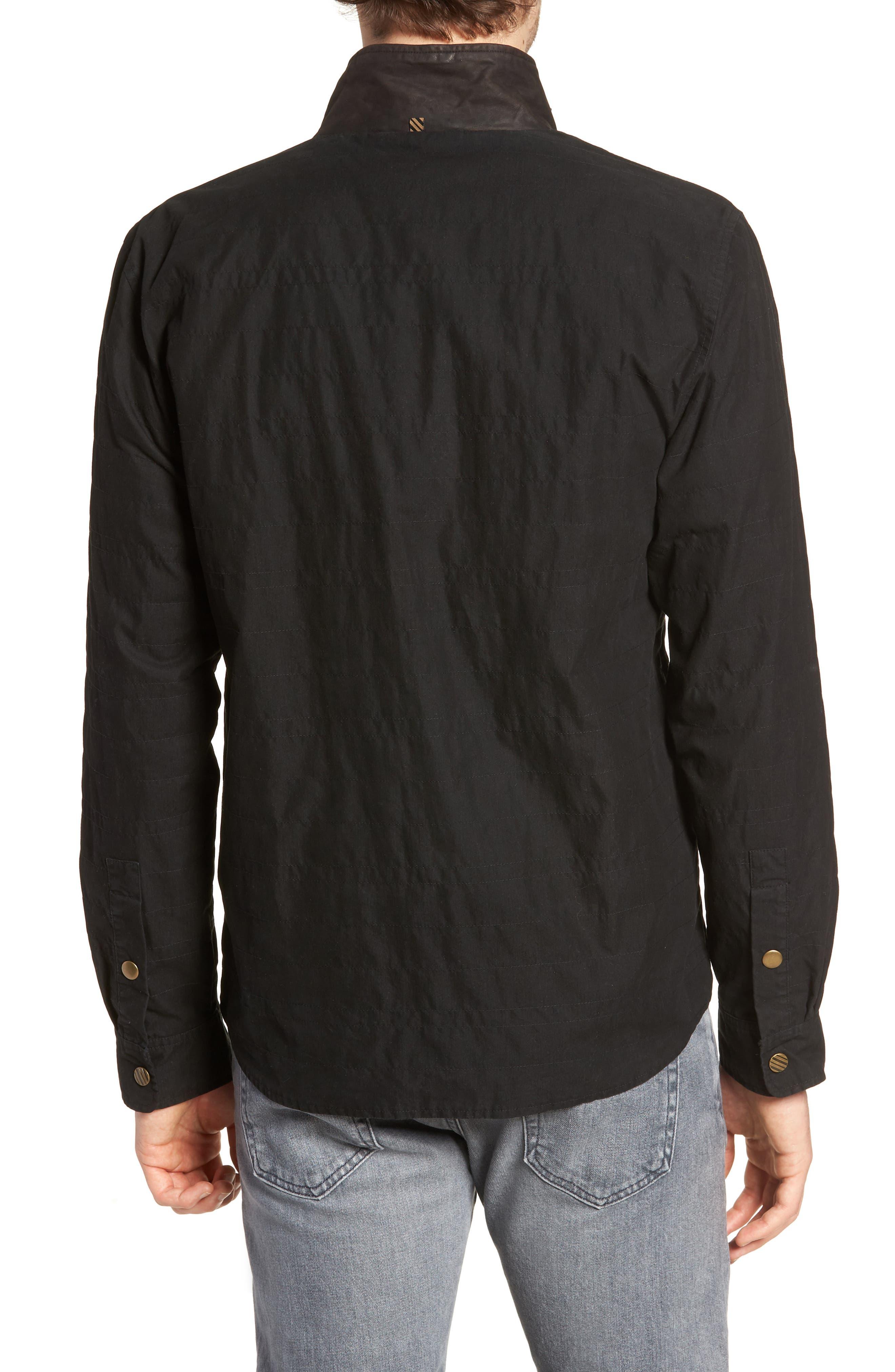 Standard Fit Shirt Jacket,                             Alternate thumbnail 2, color,                             001