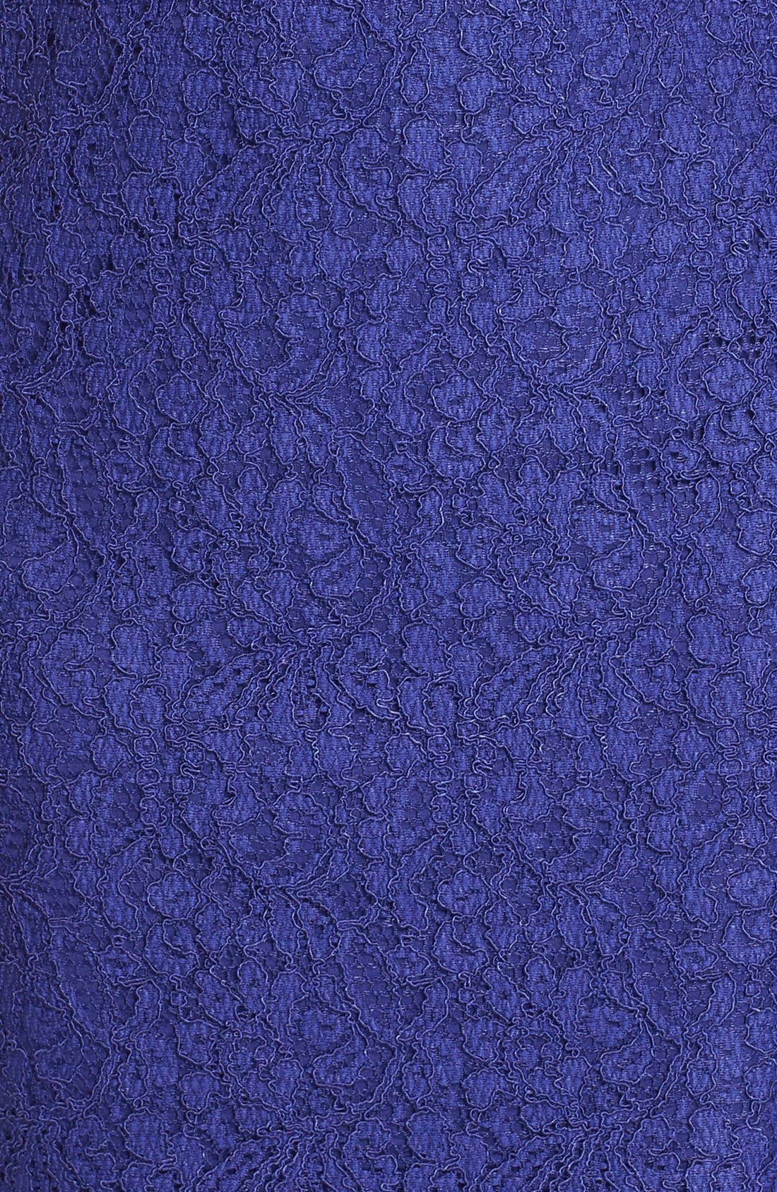 Boatneck Lace Sheath Dress,                             Alternate thumbnail 108, color,