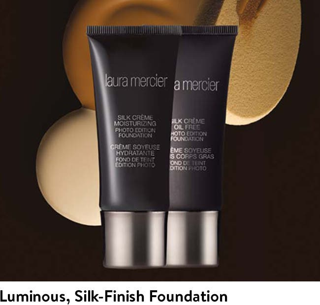Luminous, Silk-Finish Foundation