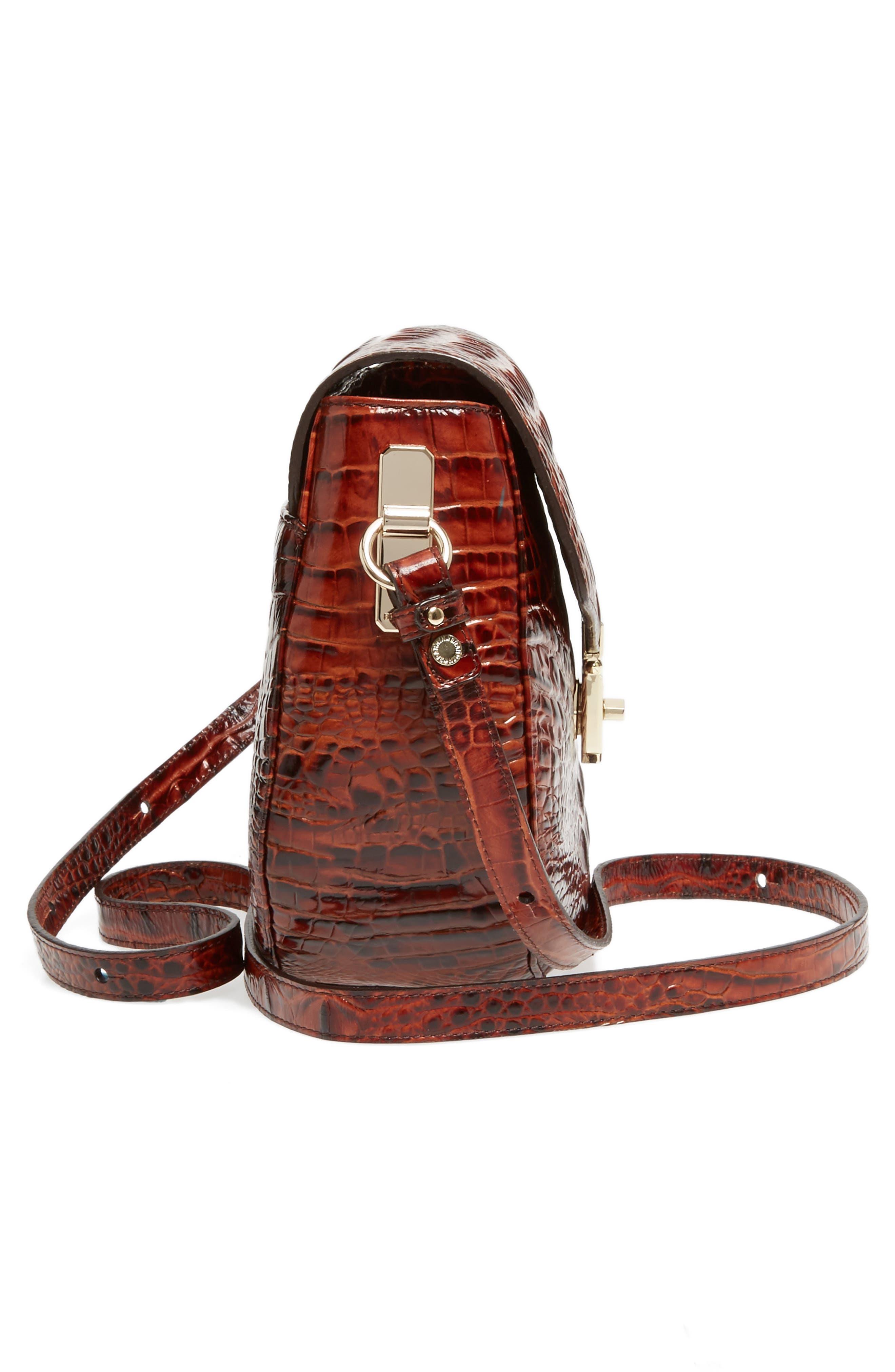Melbourne - Lizzie Leather Crossbody Bag,                             Alternate thumbnail 22, color,