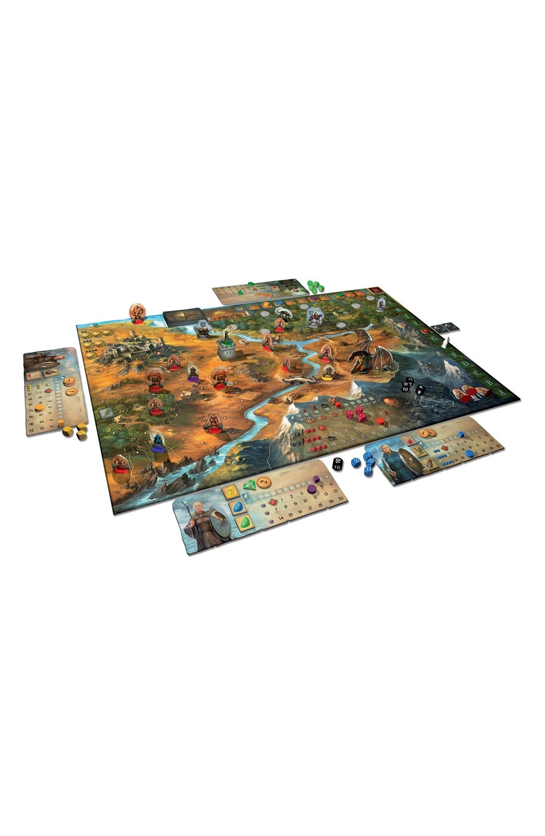 'Legends of Andor' Base Board Game,                             Alternate thumbnail 3, color,                             200