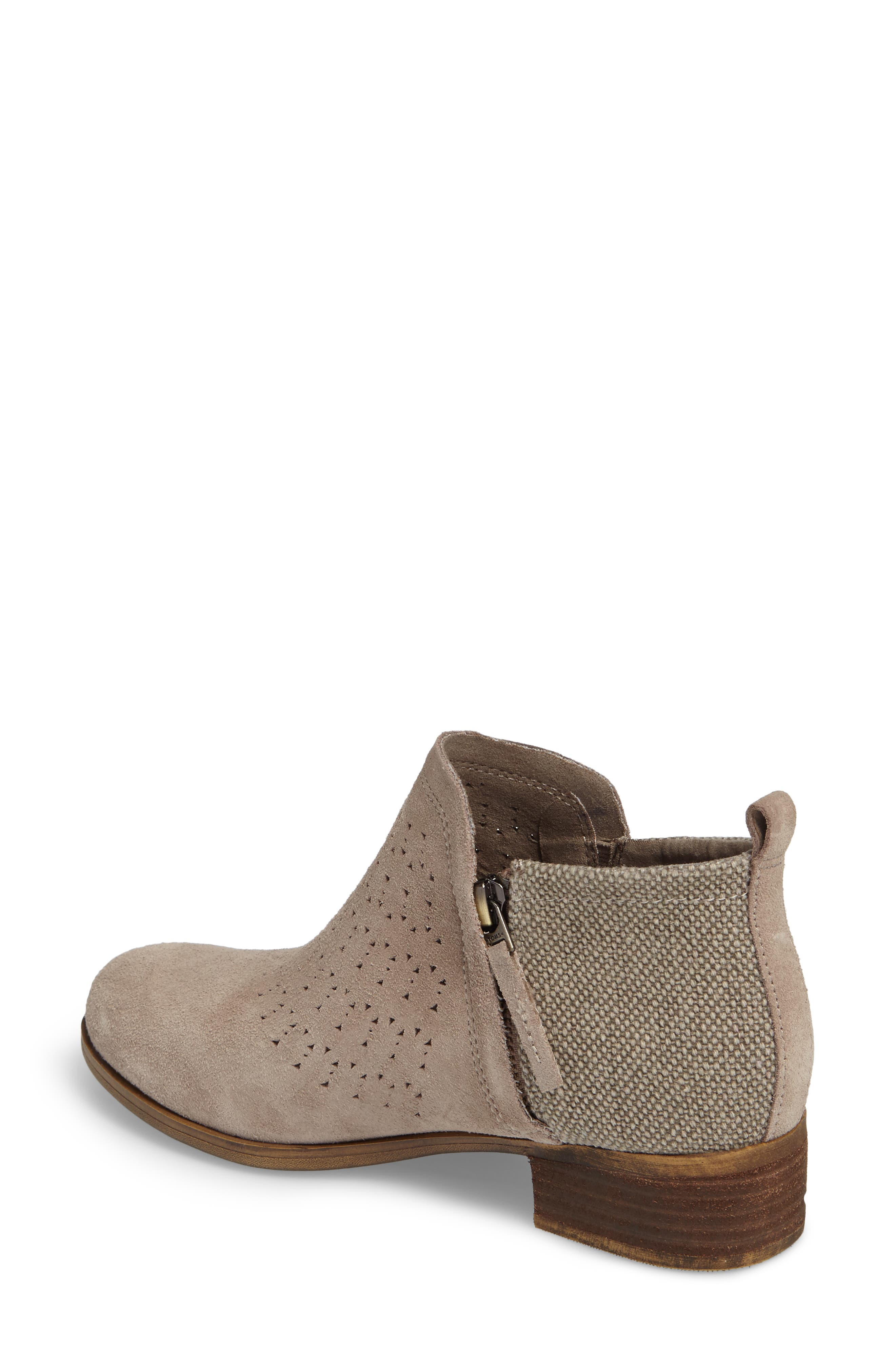 Deia Zip Bootie,                             Alternate thumbnail 16, color,