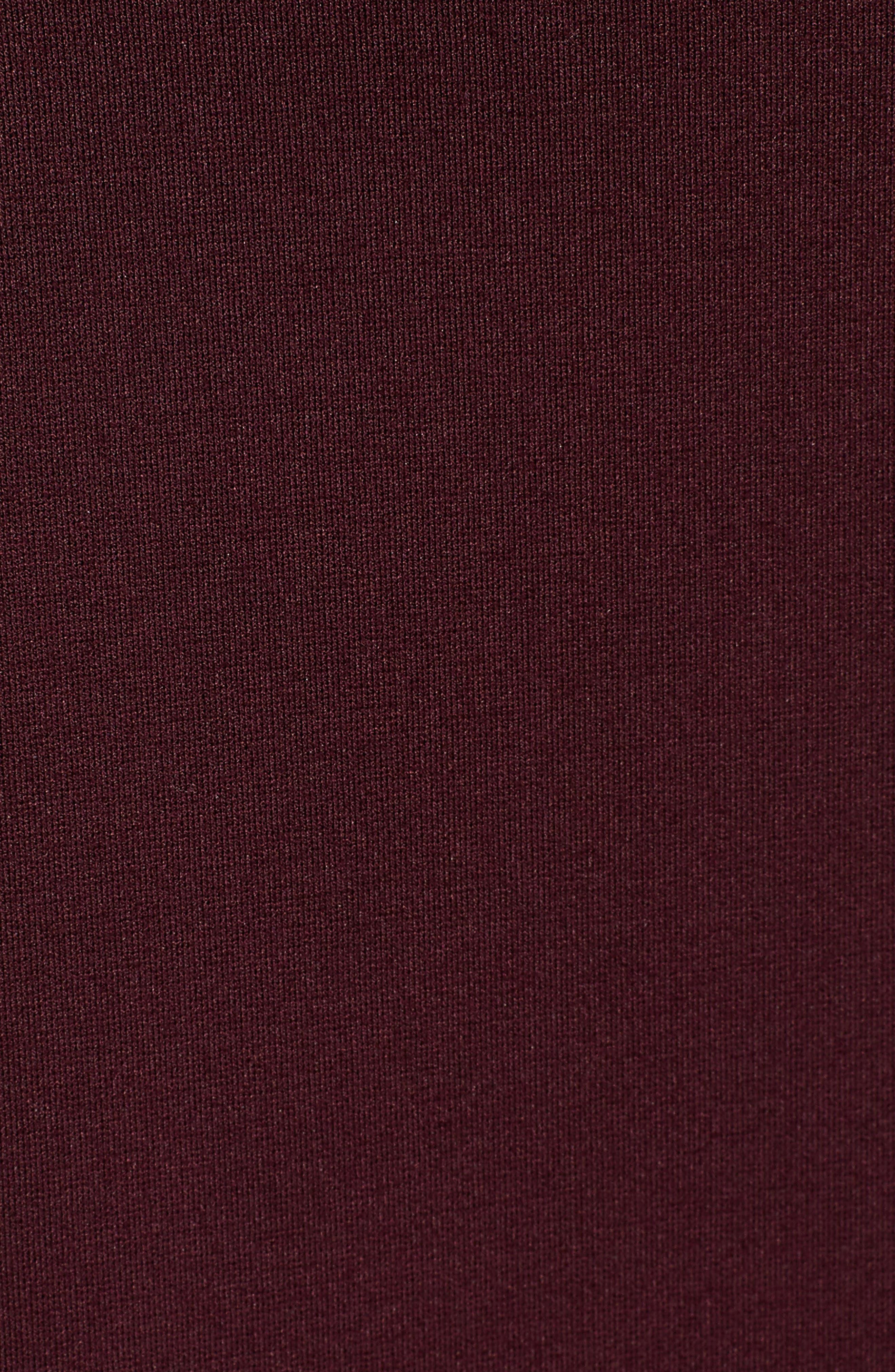 Ponte Midi Skirt,                             Alternate thumbnail 19, color,