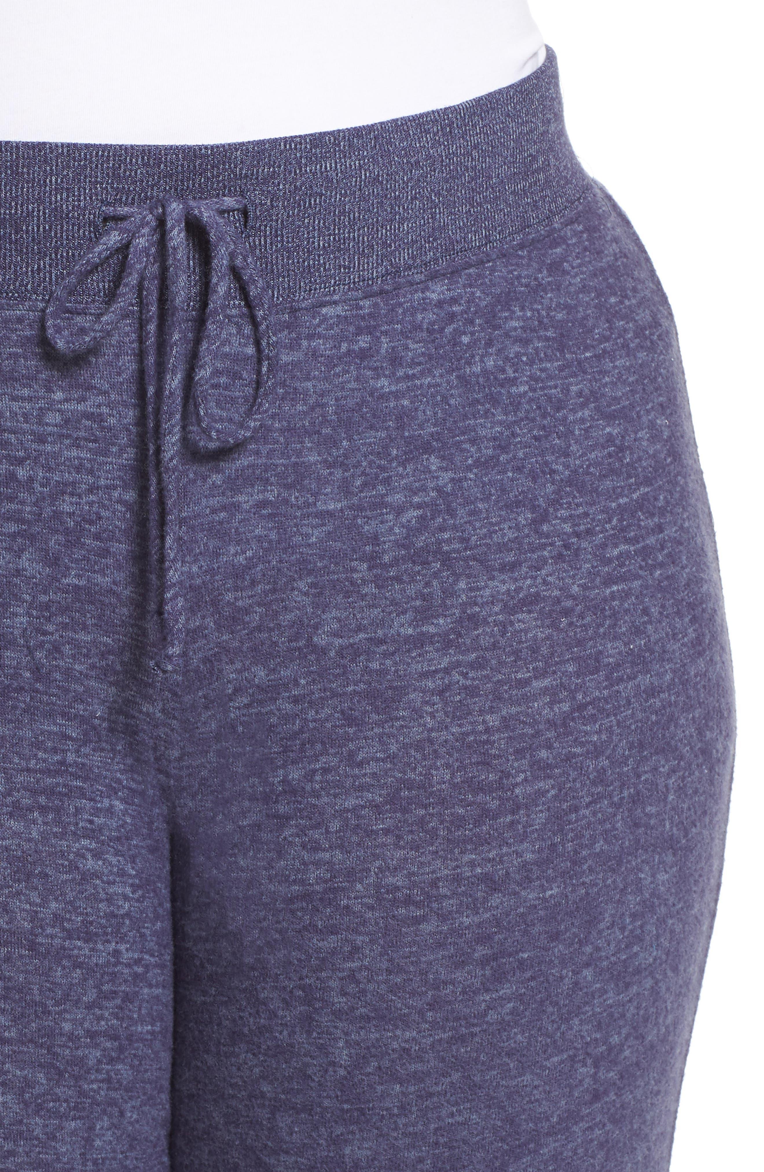'Best Boyfriend' Brushed Hacci Lounge Pants,                             Alternate thumbnail 50, color,