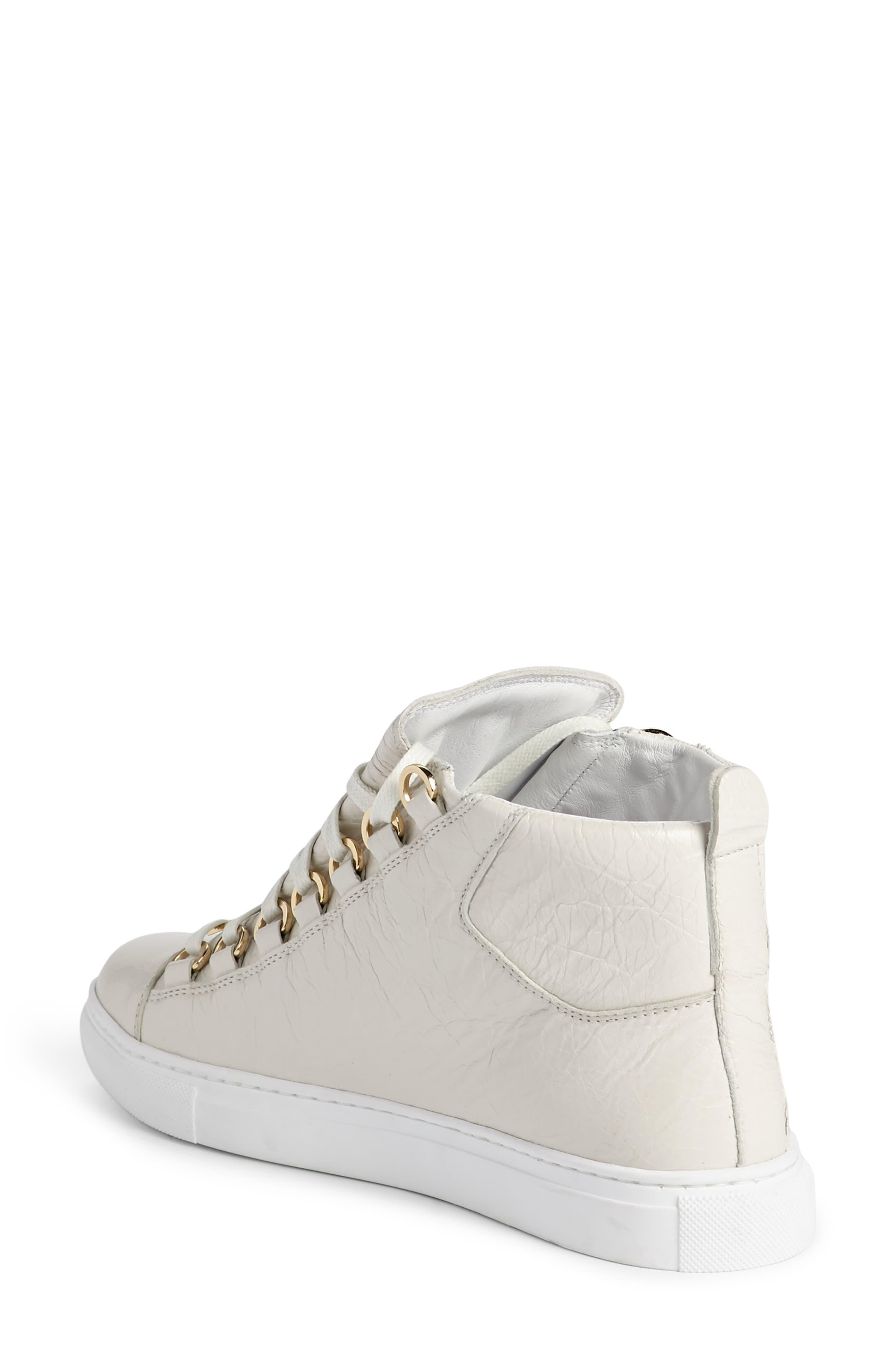 High Top Sneaker,                             Alternate thumbnail 16, color,