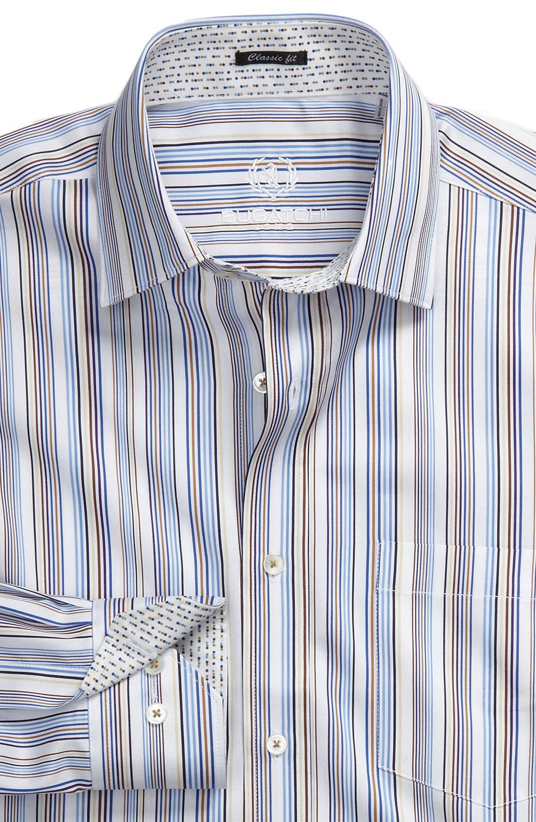 BUGATCHI,                             Uomo Classic Fit Sport Shirt,                             Main thumbnail 1, color,                             422