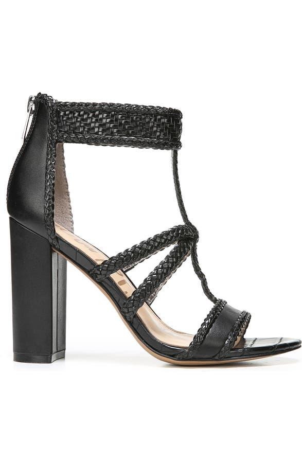 3995f17347a4e Sam Edelman Yordana Woven T-Strap Sandal (Women)