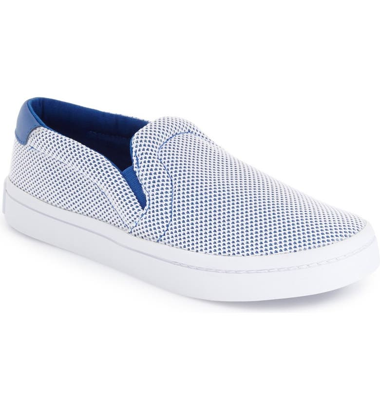 brand new f63dd 79498 ADIDAS Court Vantage ADICOLOR Limited Edition Slip-On Sneaker, Main, color