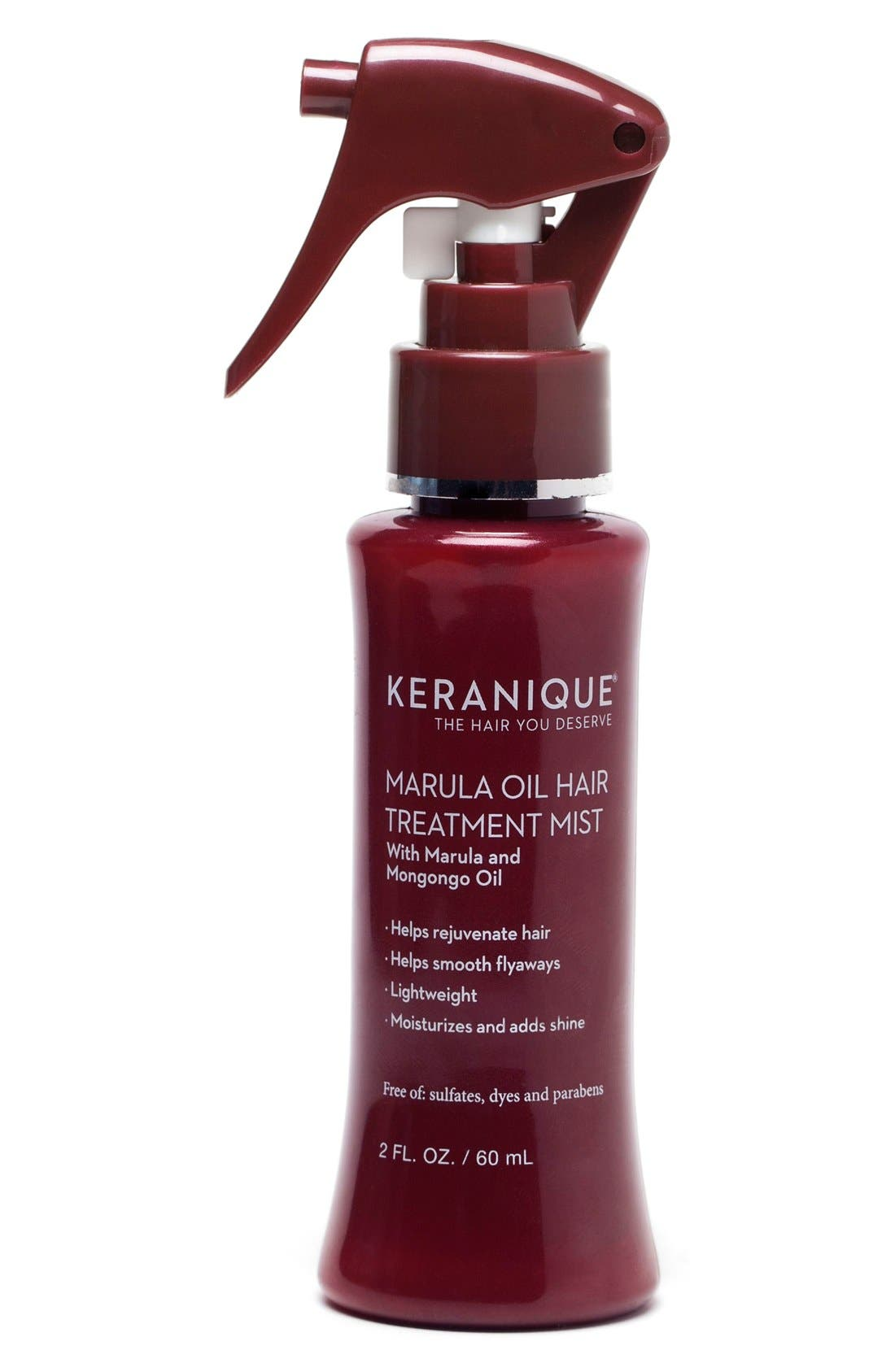 Marula Oil Hair Treatment Mist,                             Alternate thumbnail 2, color,                             NO COLOR