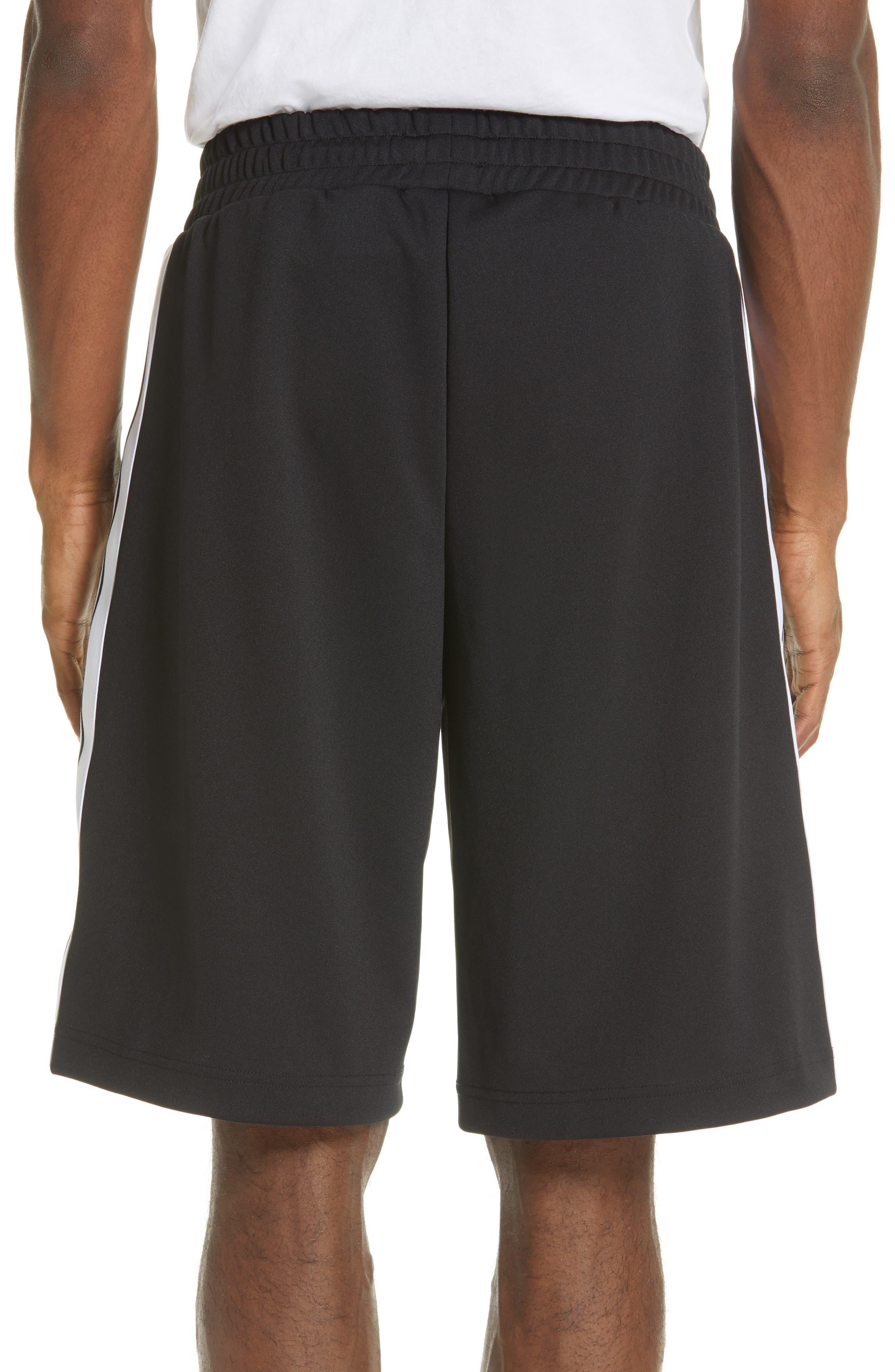 Track Shorts,                             Alternate thumbnail 2, color,                             BLACK