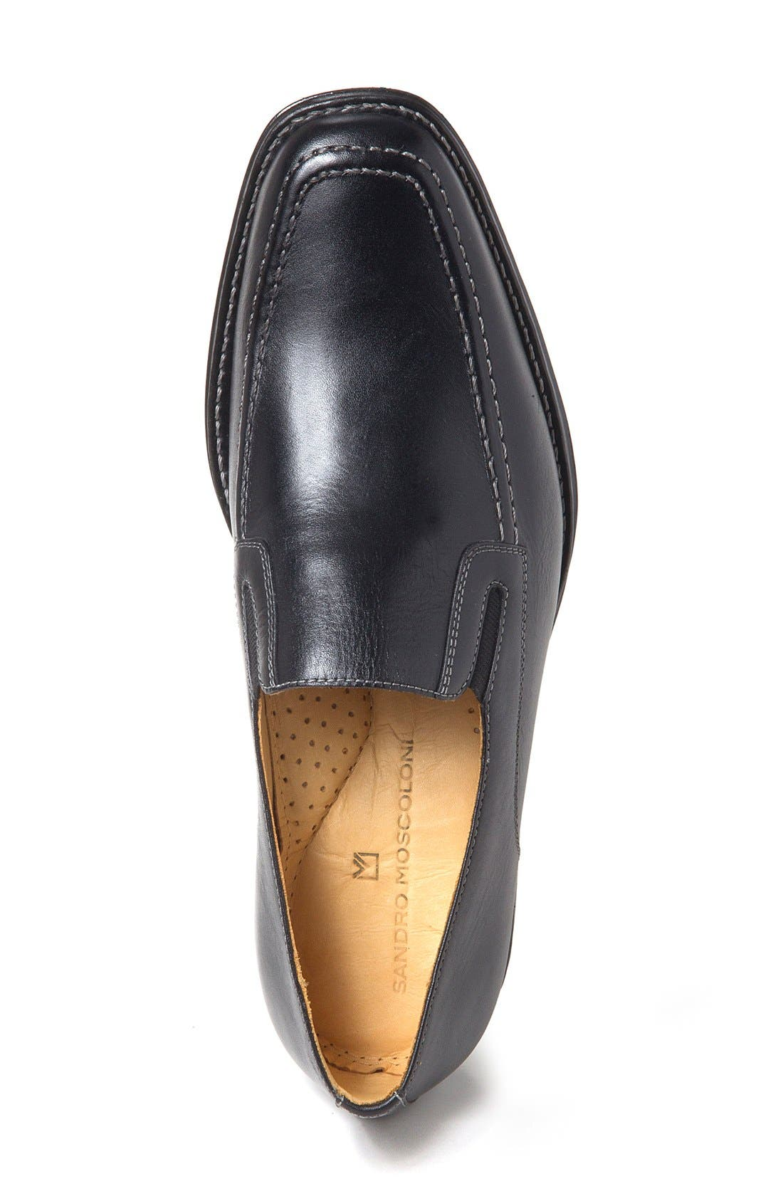Marc Venetian Loafer,                             Alternate thumbnail 2, color,                             001