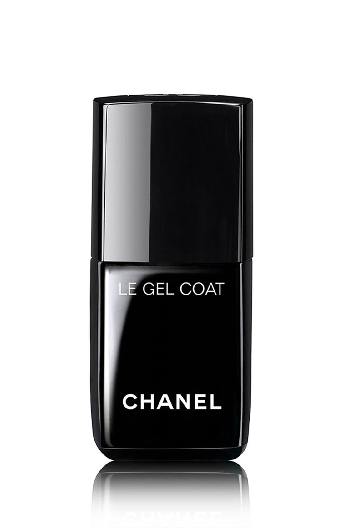 LE GEL COAT Longwear Top Coat,                             Main thumbnail 1, color,                             NO COLOR