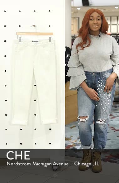 Flex-ellent Distressed Boyfriend Jeans, sales video thumbnail