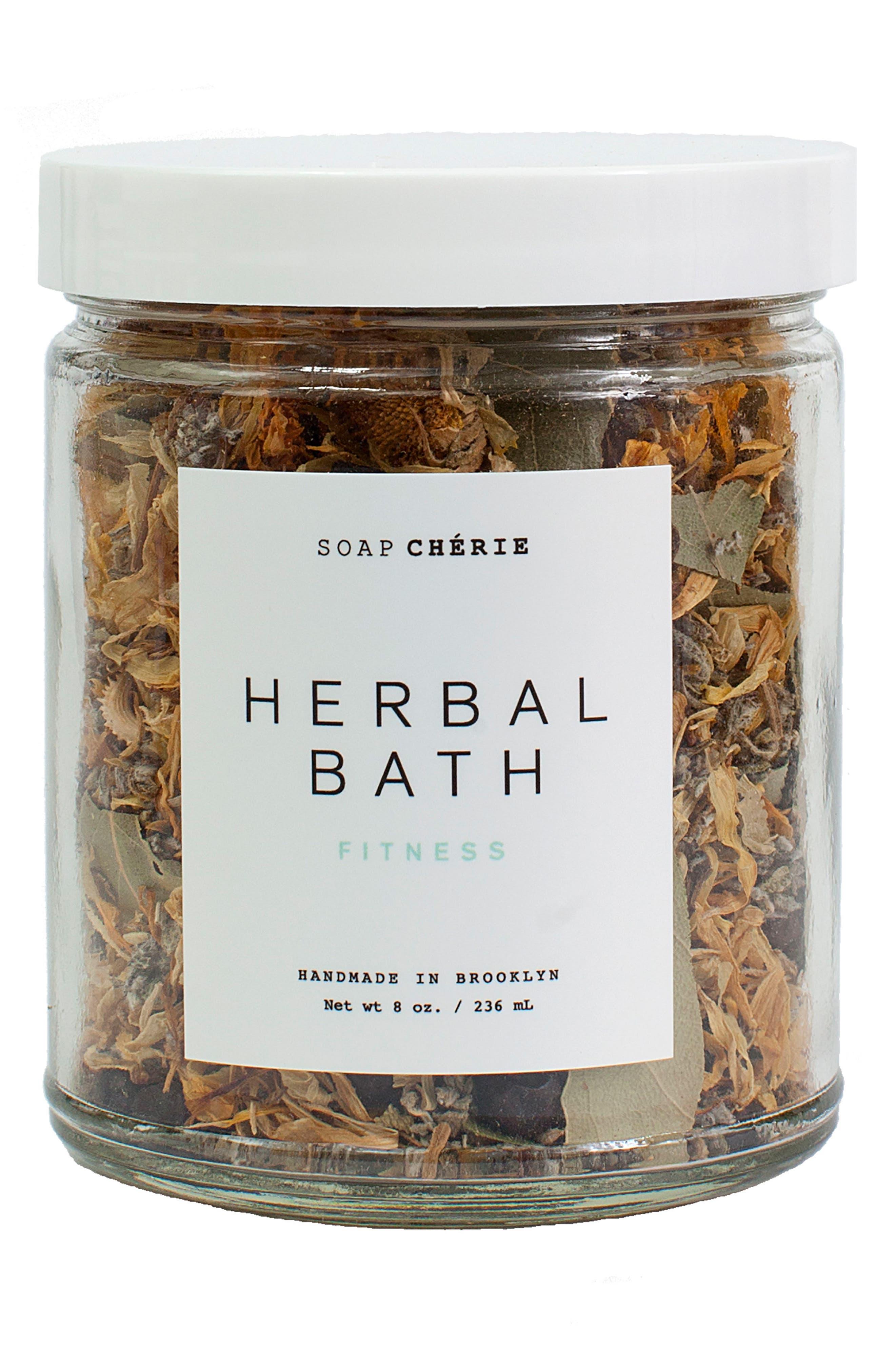 Soap Chérie Fitness Herbal Bath,                             Main thumbnail 1, color,                             NO COLOR
