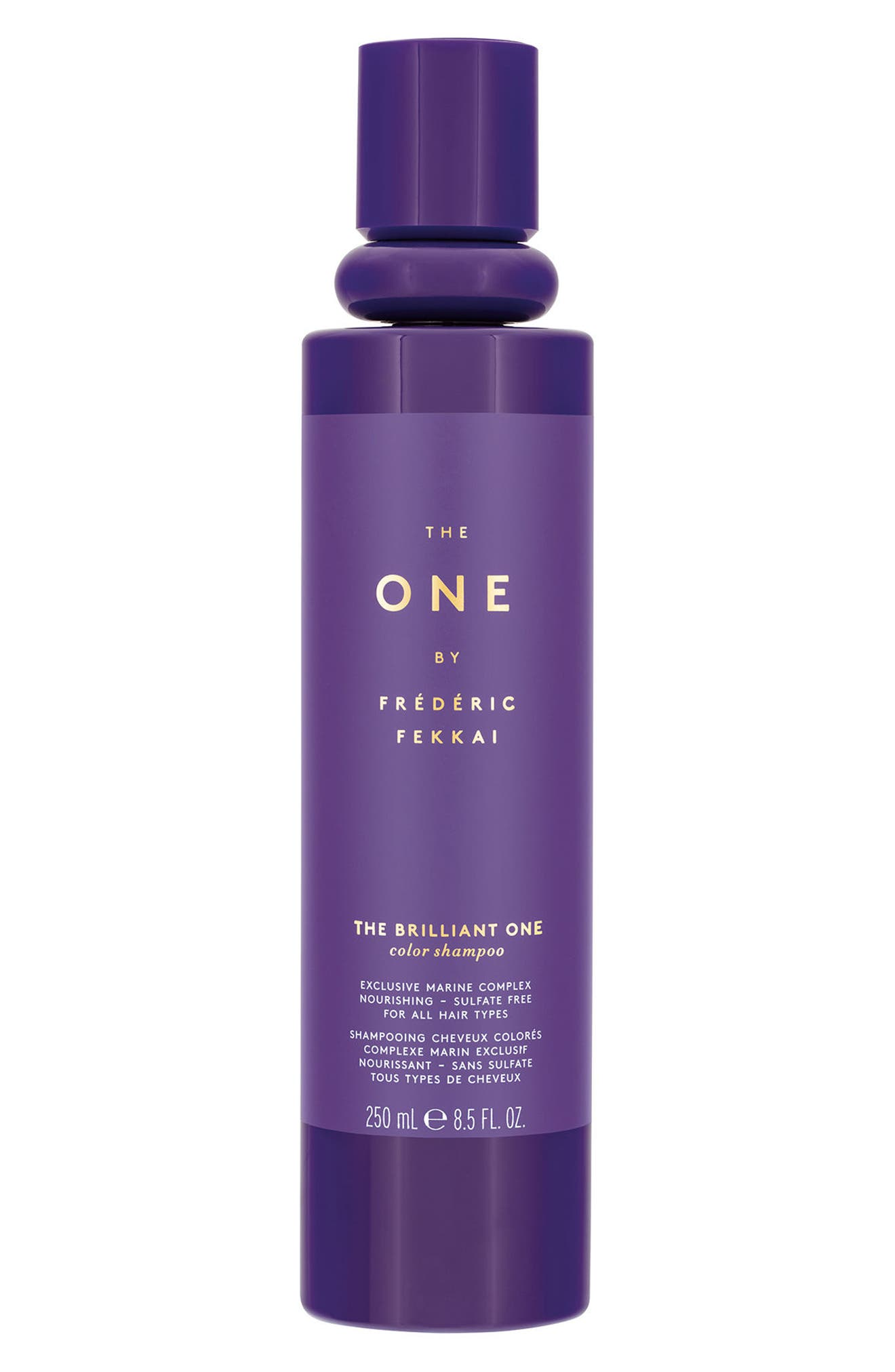 THE ONE BY FRÉDÉRIC FEKKAI The Brilliant One Color Shampoo, Main, color, NO COLOR