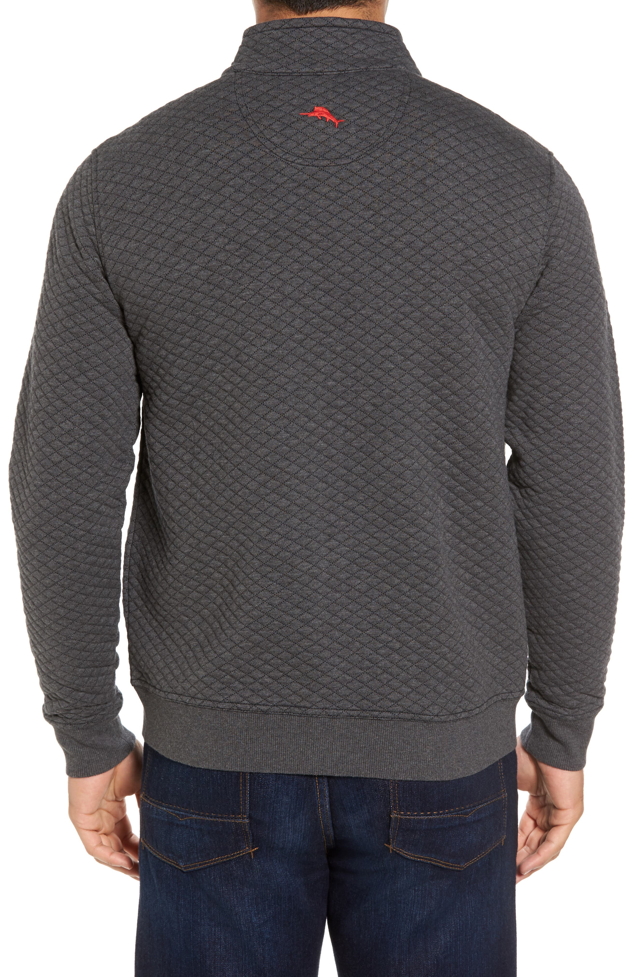 NFL Quiltessential Full Zip Sweatshirt,                             Alternate thumbnail 2, color,                             020