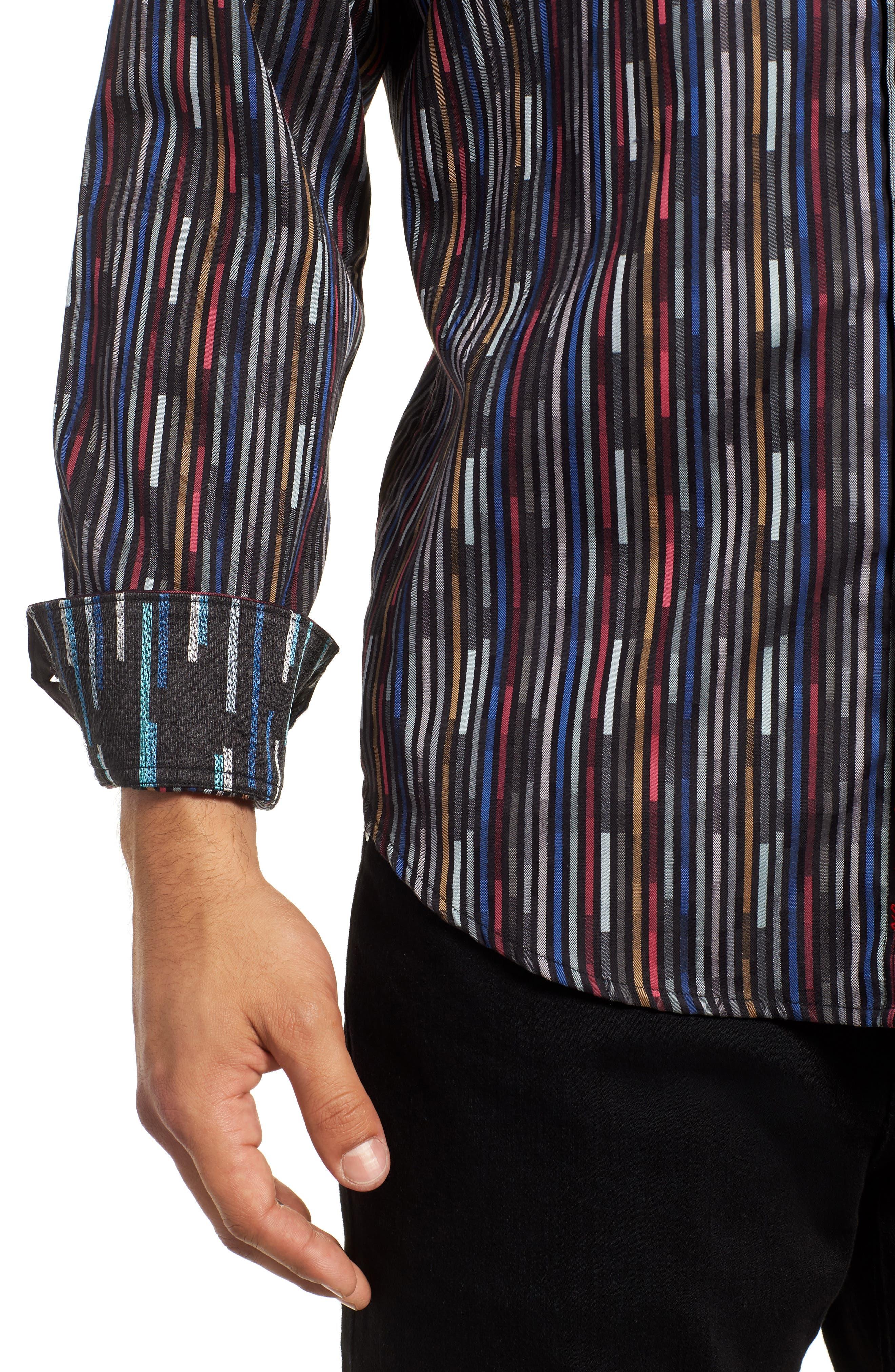Shepherd Classic Fit Sport Shirt,                             Alternate thumbnail 2, color,                             FOREST