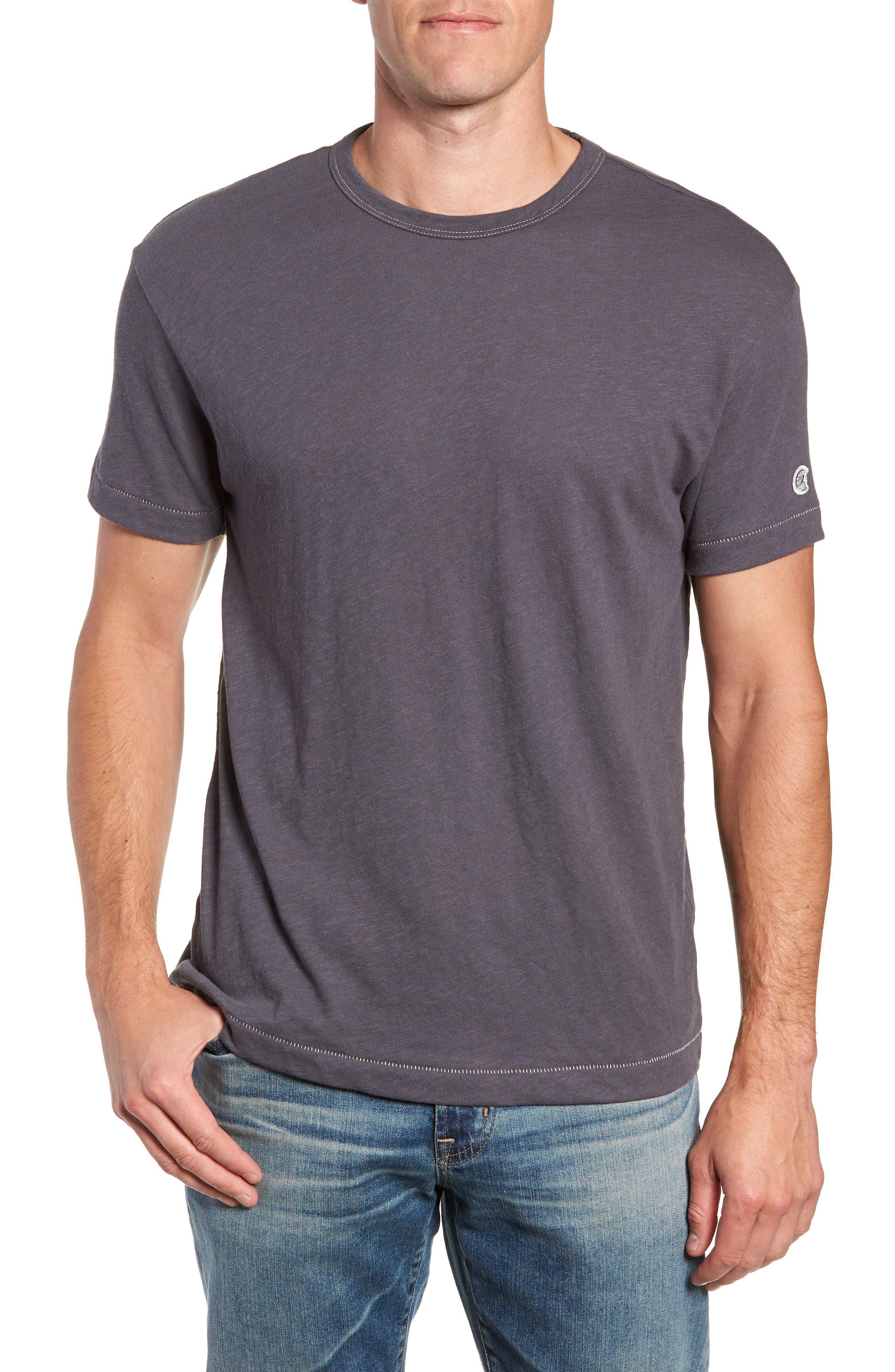 TODD SNYDER,                             + Champion Crewneck T-Shirt,                             Main thumbnail 1, color,                             060