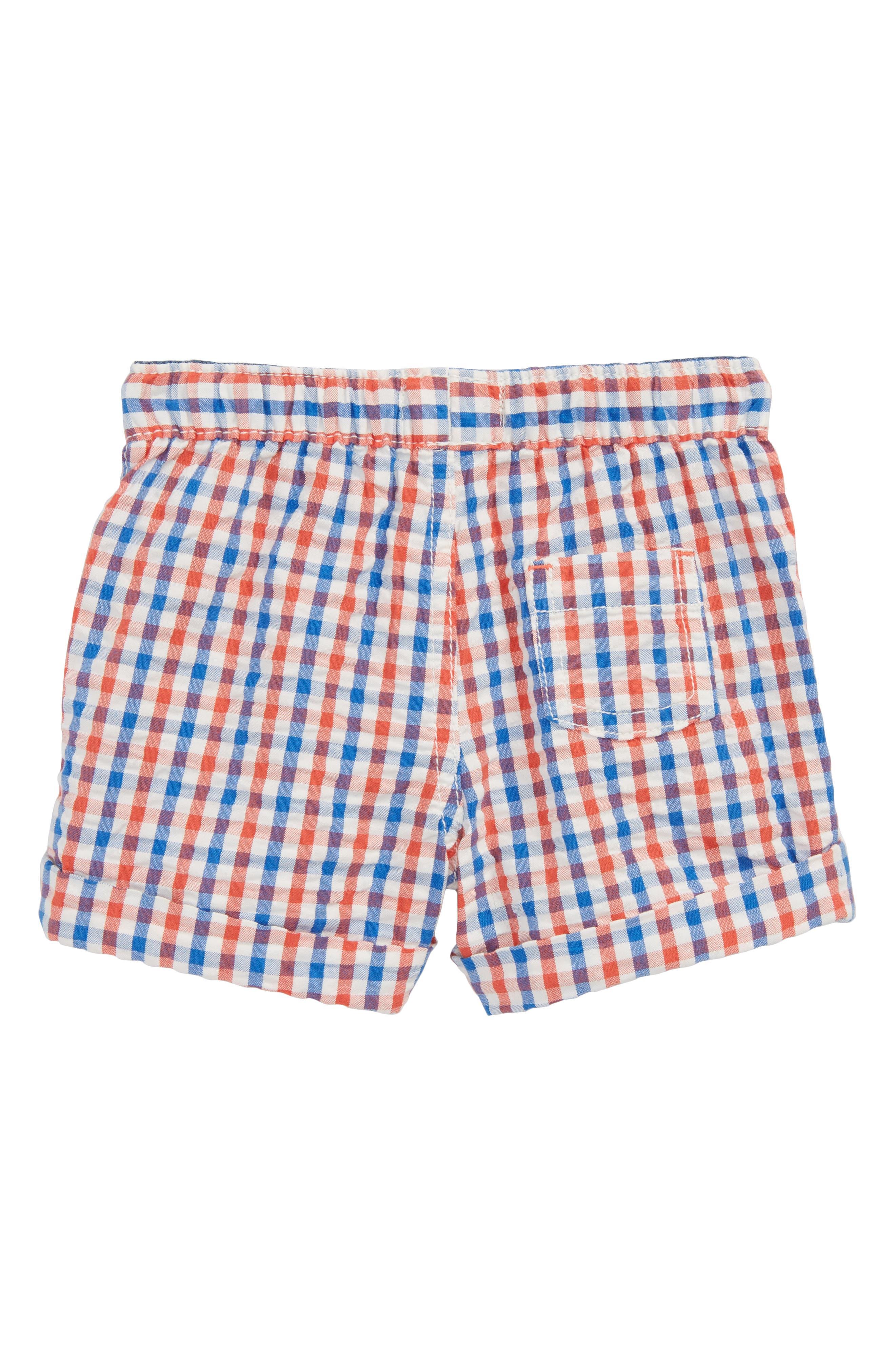 Explorer Gingham Shorts,                             Alternate thumbnail 2, color,                             404