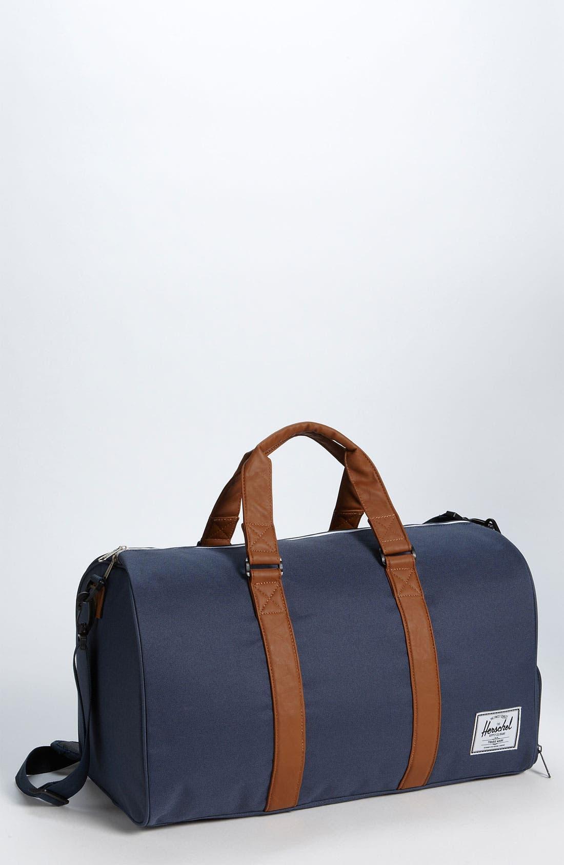 'Novel' Duffel Bag,                             Main thumbnail 6, color,