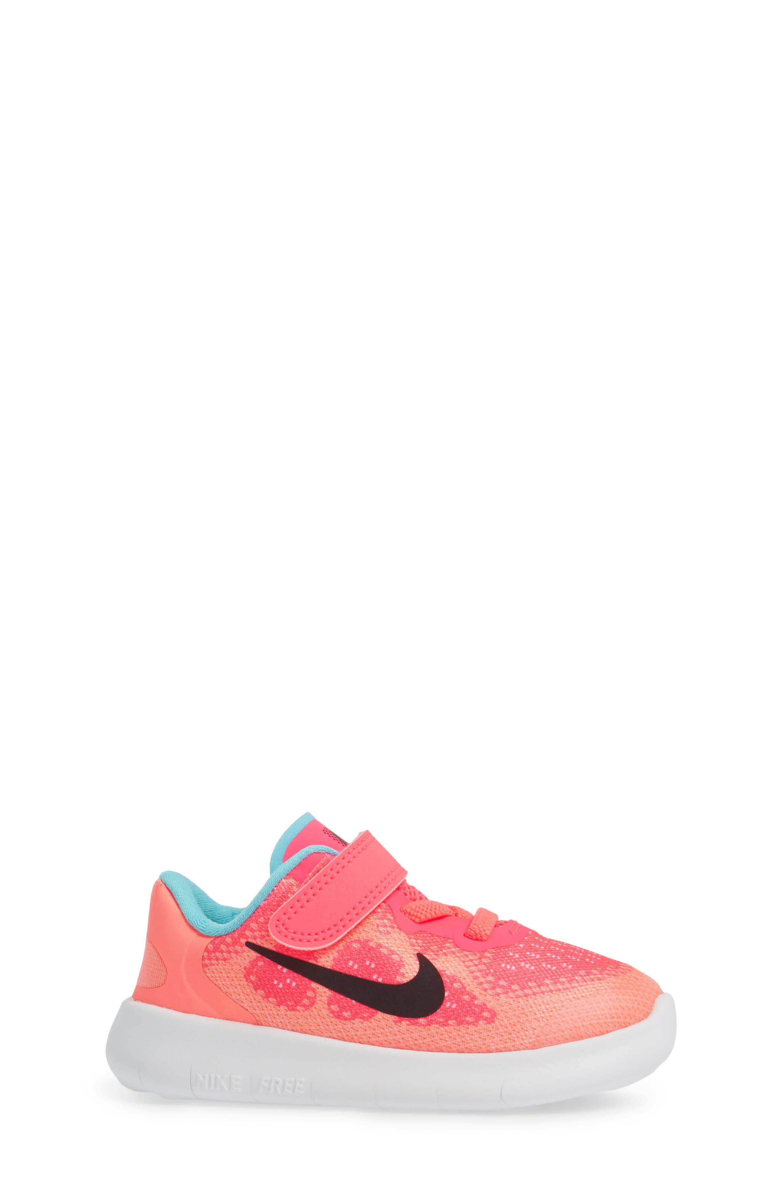 Free Run 2017 Sneaker,                             Alternate thumbnail 14, color,