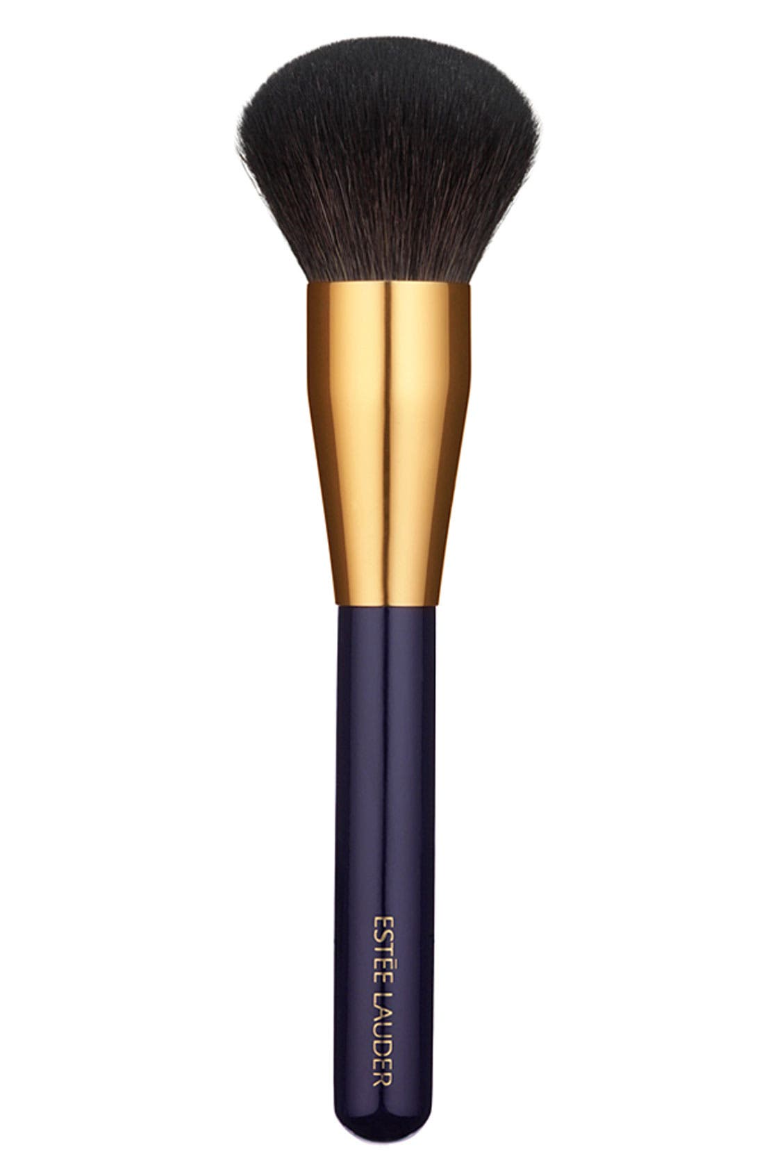 ESTÉE LAUDER,                             Powder Foundation Brush,                             Main thumbnail 1, color,                             NO COLOR