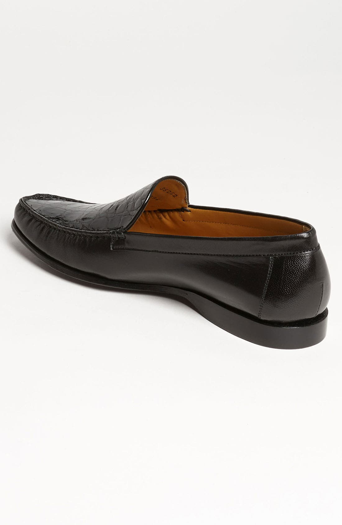 'Costanzo' Loafer,                             Alternate thumbnail 3, color,                             001