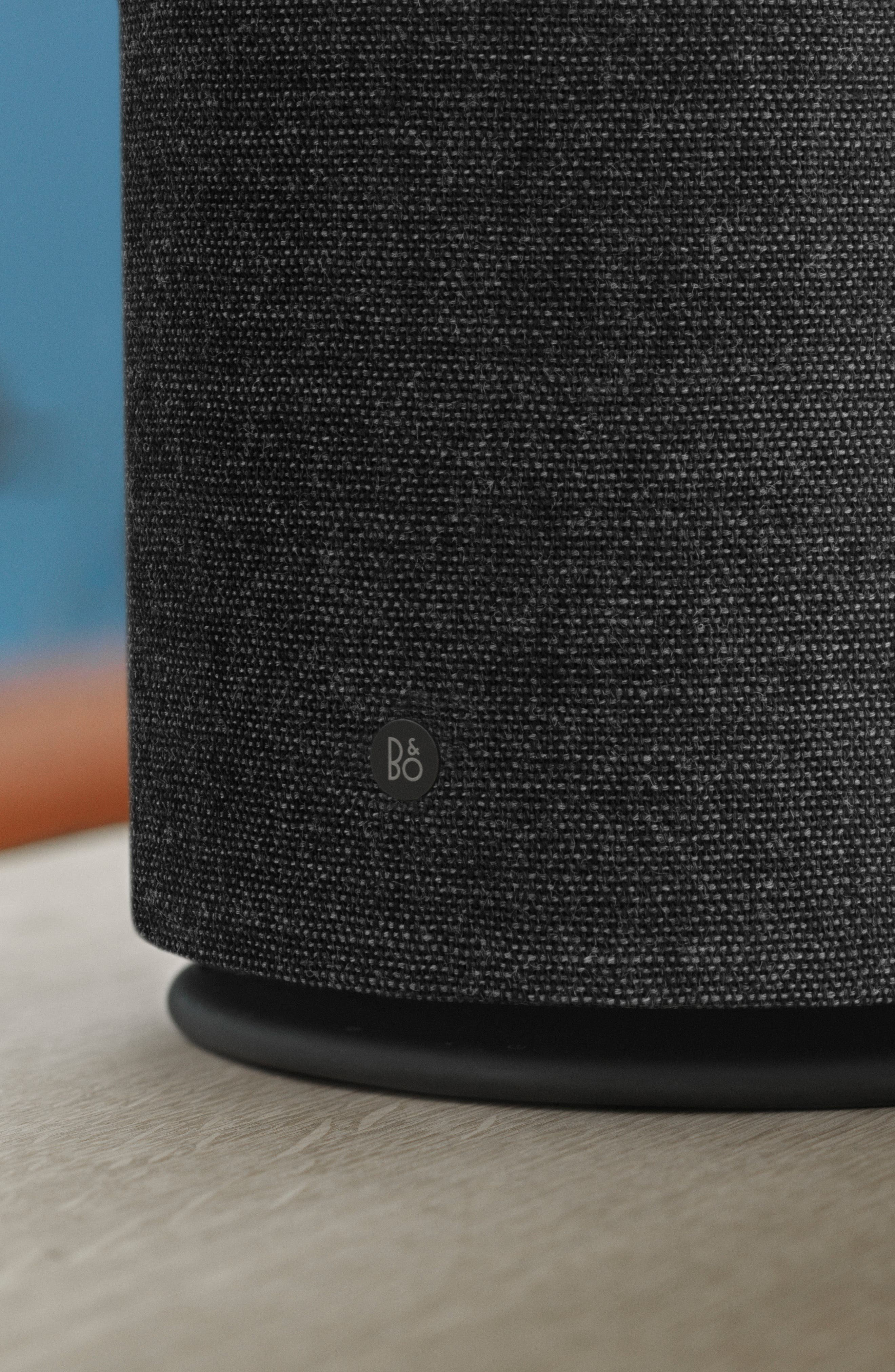 B&O PLAY M5 Connected Wireless Speaker,                             Alternate thumbnail 4, color,                             001