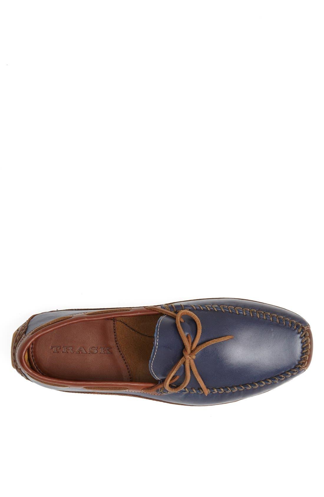 'Drake' Leather Driving Shoe,                             Alternate thumbnail 40, color,