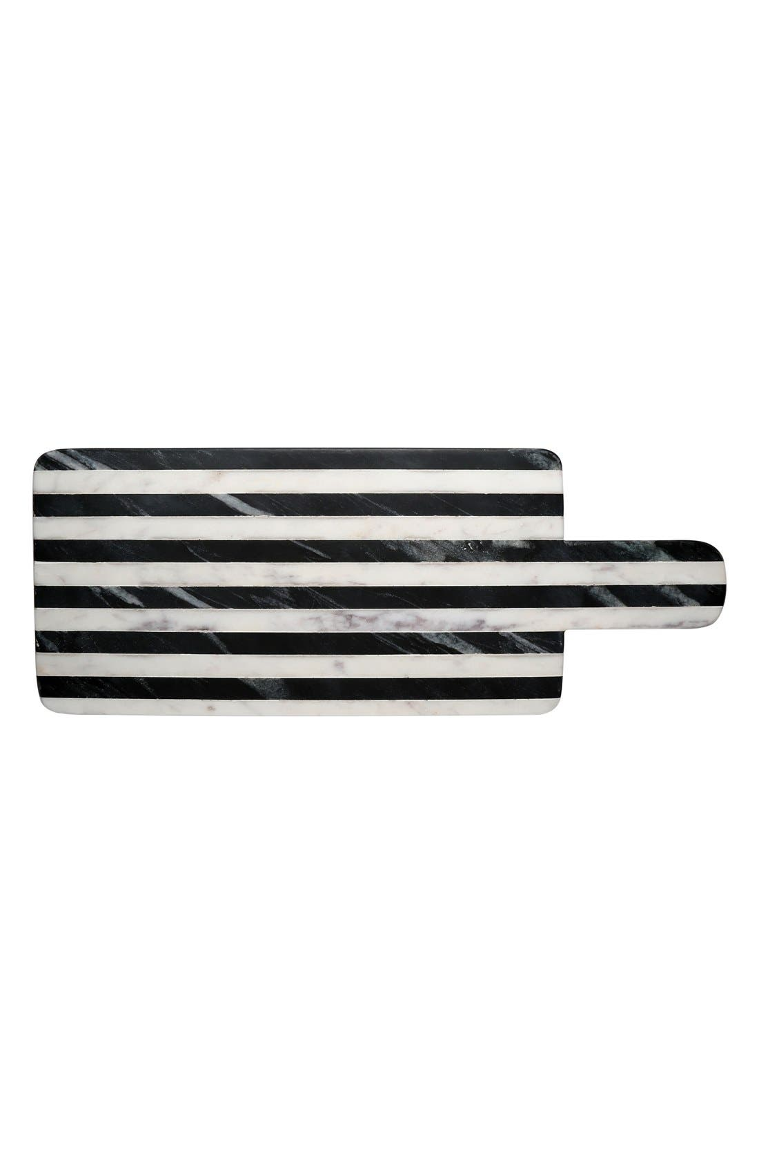 Marble Paddle Serving Board,                         Main,                         color, 001