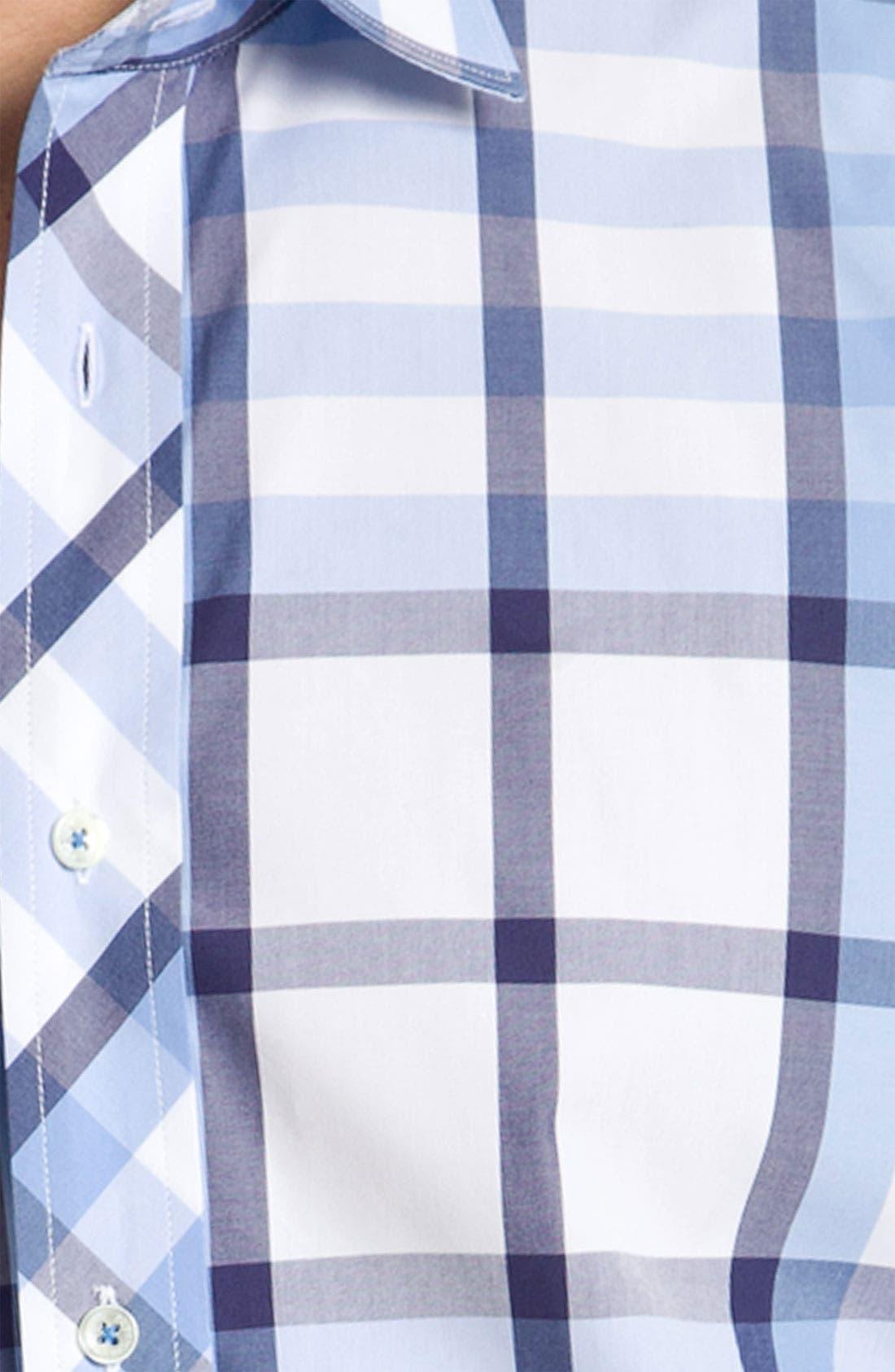 BUGATCHI,                             Uomo Classic Fit Sport Shirt,                             Alternate thumbnail 2, color,                             459