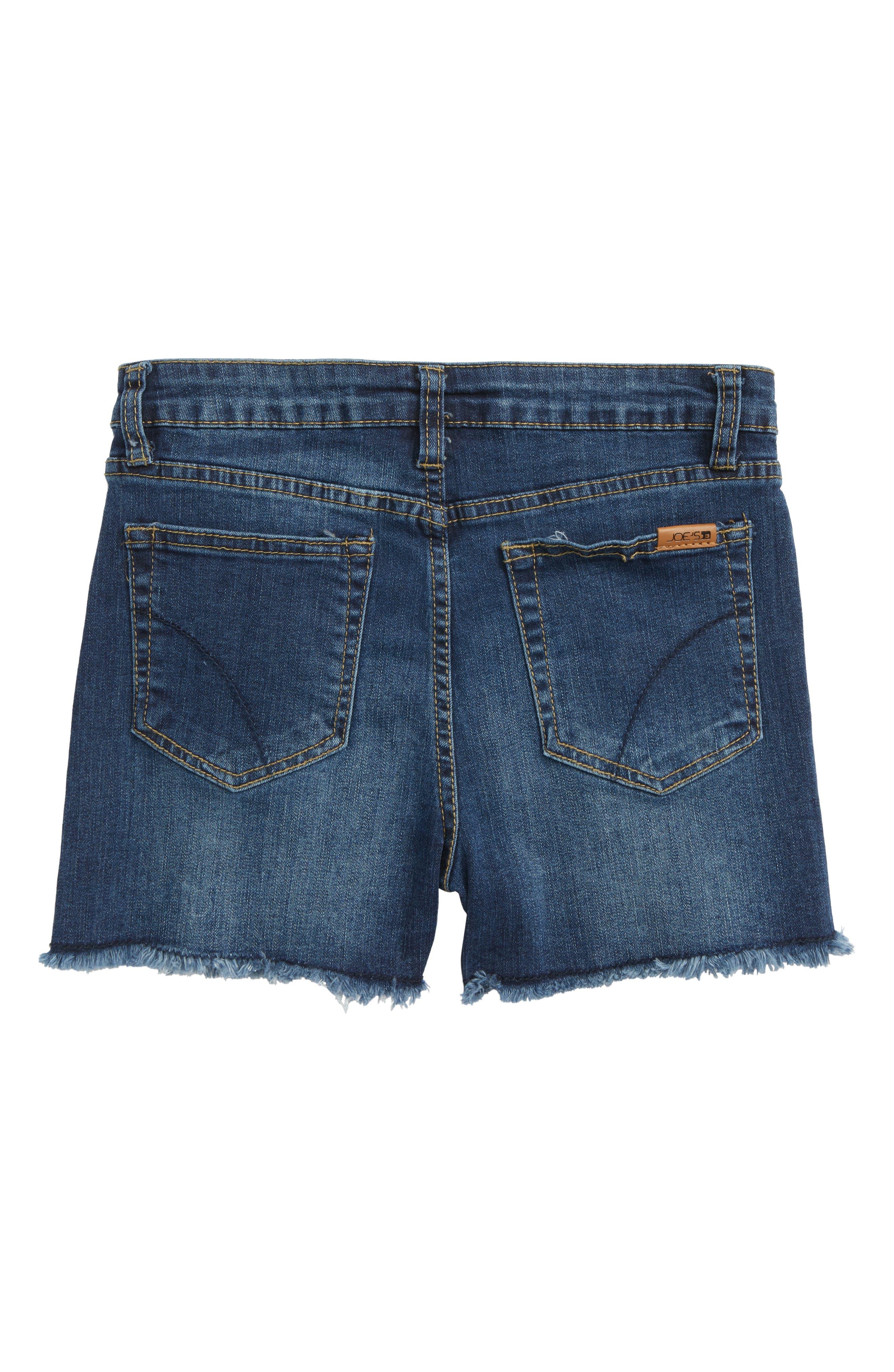 Charlie High Waist Cutoff Shorts,                             Alternate thumbnail 2, color,                             401